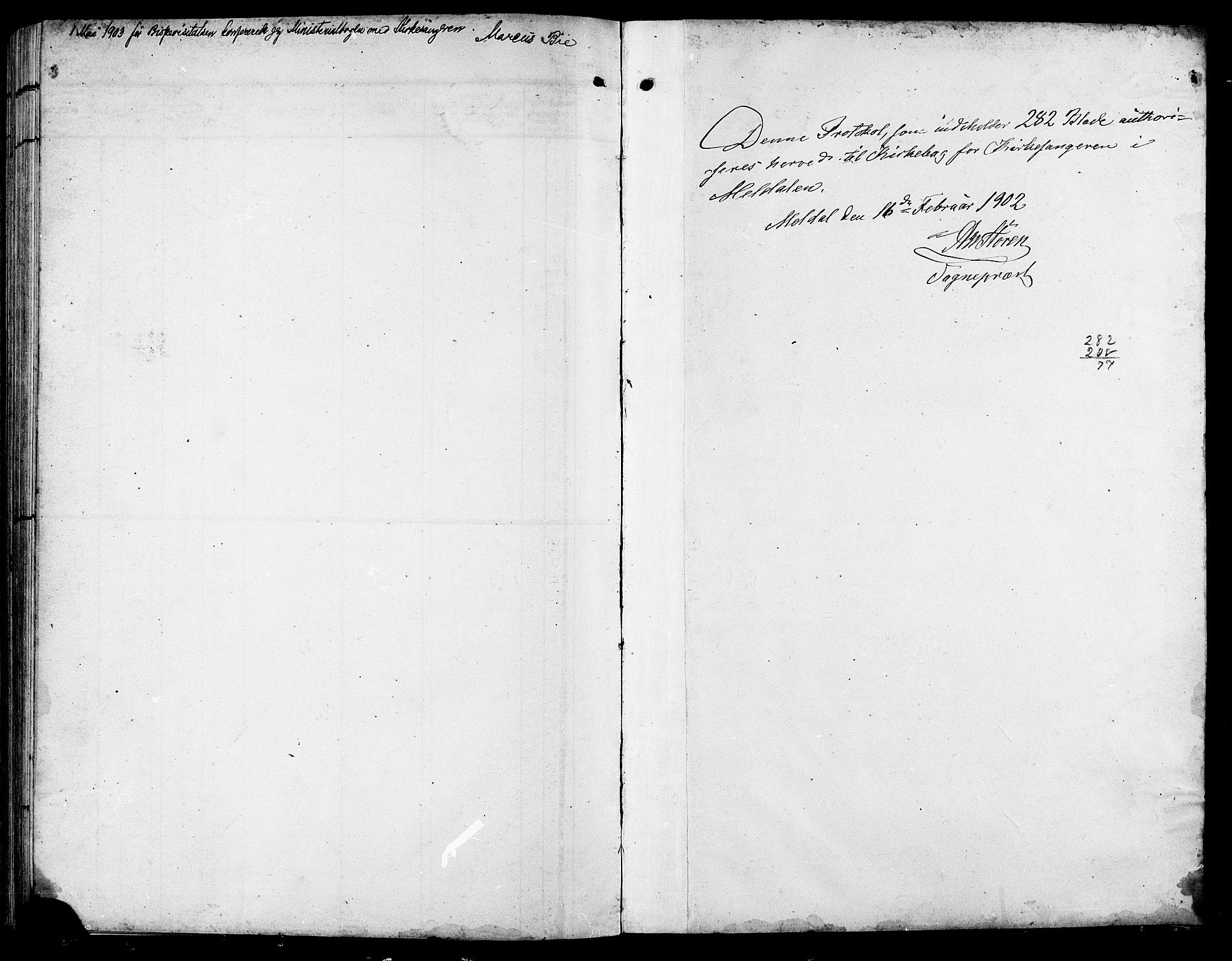 SAT, Ministerialprotokoller, klokkerbøker og fødselsregistre - Sør-Trøndelag, 672/L0864: Klokkerbok nr. 672C03, 1902-1914