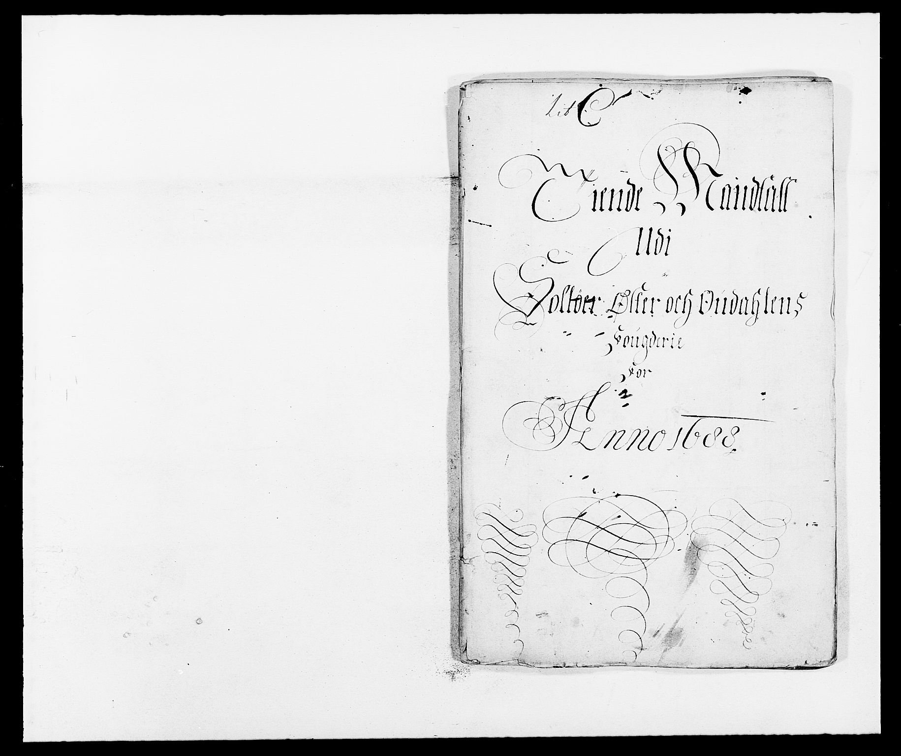 RA, Rentekammeret inntil 1814, Reviderte regnskaper, Fogderegnskap, R13/L0825: Fogderegnskap Solør, Odal og Østerdal, 1688, s. 132