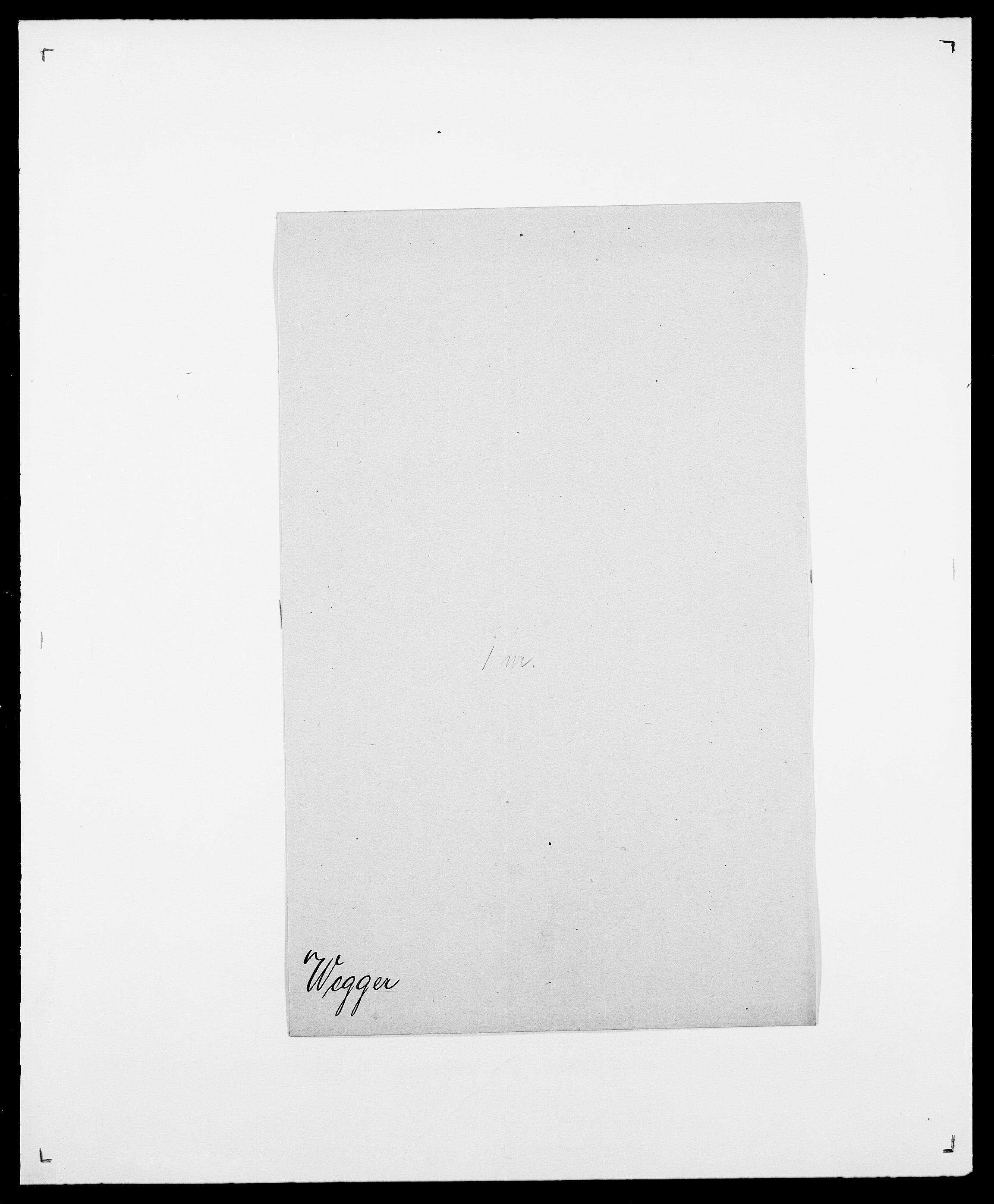 SAO, Delgobe, Charles Antoine - samling, D/Da/L0040: Usgaard - Velund, s. 503