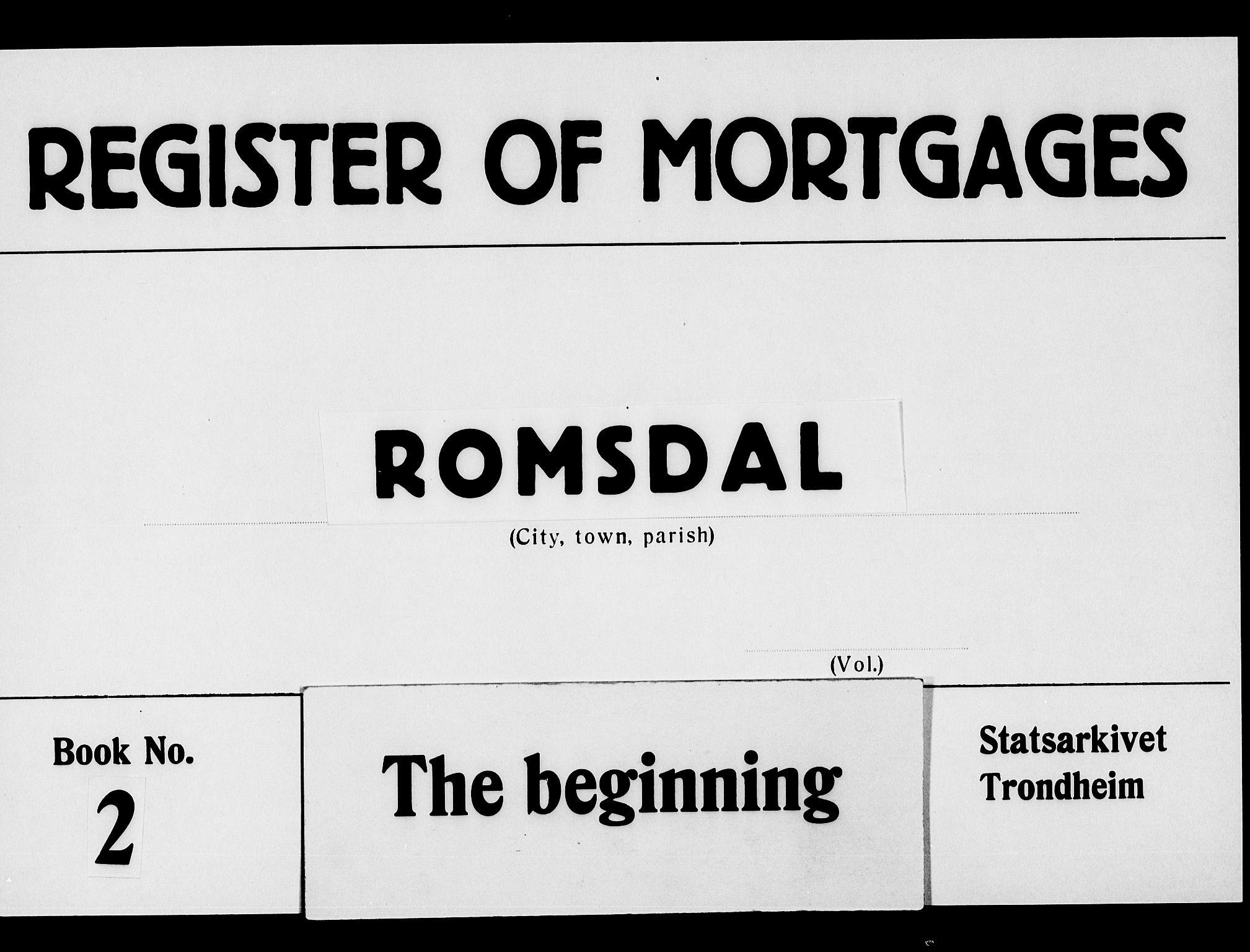SAT, Romsdal sorenskriveri, 2/2C/L0002: Pantebok nr. 2, 1731-1745