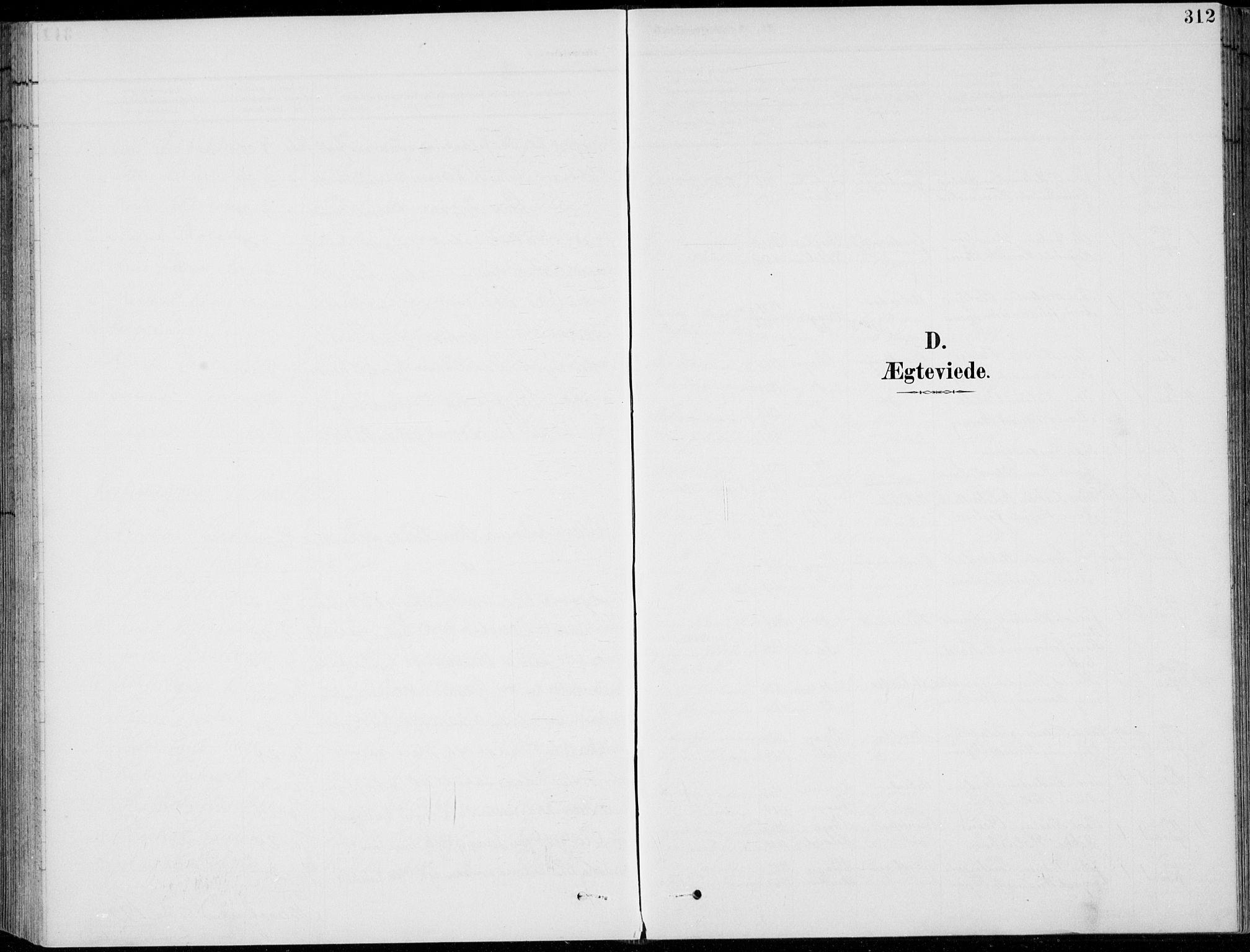 SAH, Vågå prestekontor, Klokkerbok nr. 2, 1894-1939, s. 312