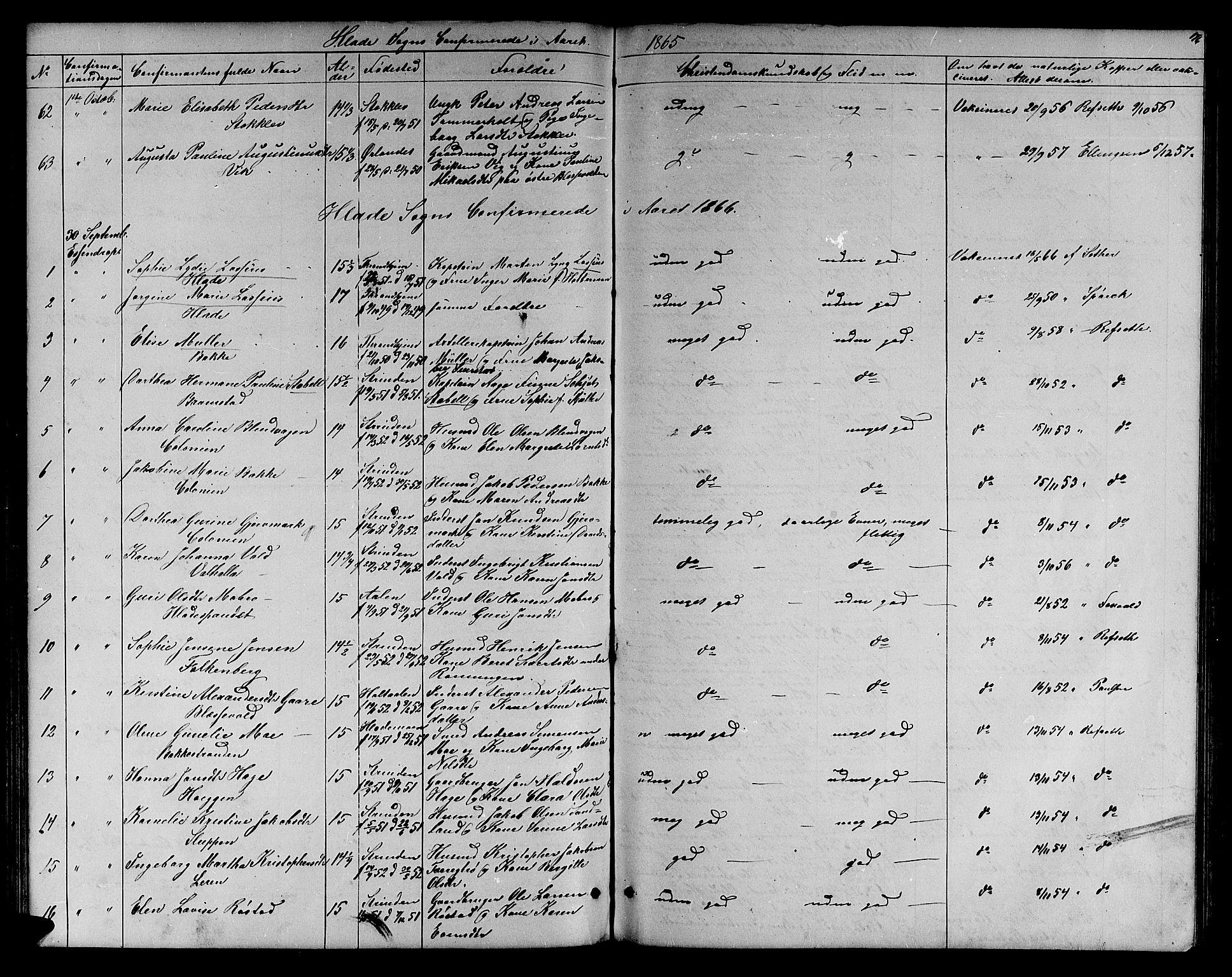 SAT, Ministerialprotokoller, klokkerbøker og fødselsregistre - Sør-Trøndelag, 606/L0311: Klokkerbok nr. 606C07, 1860-1877, s. 176