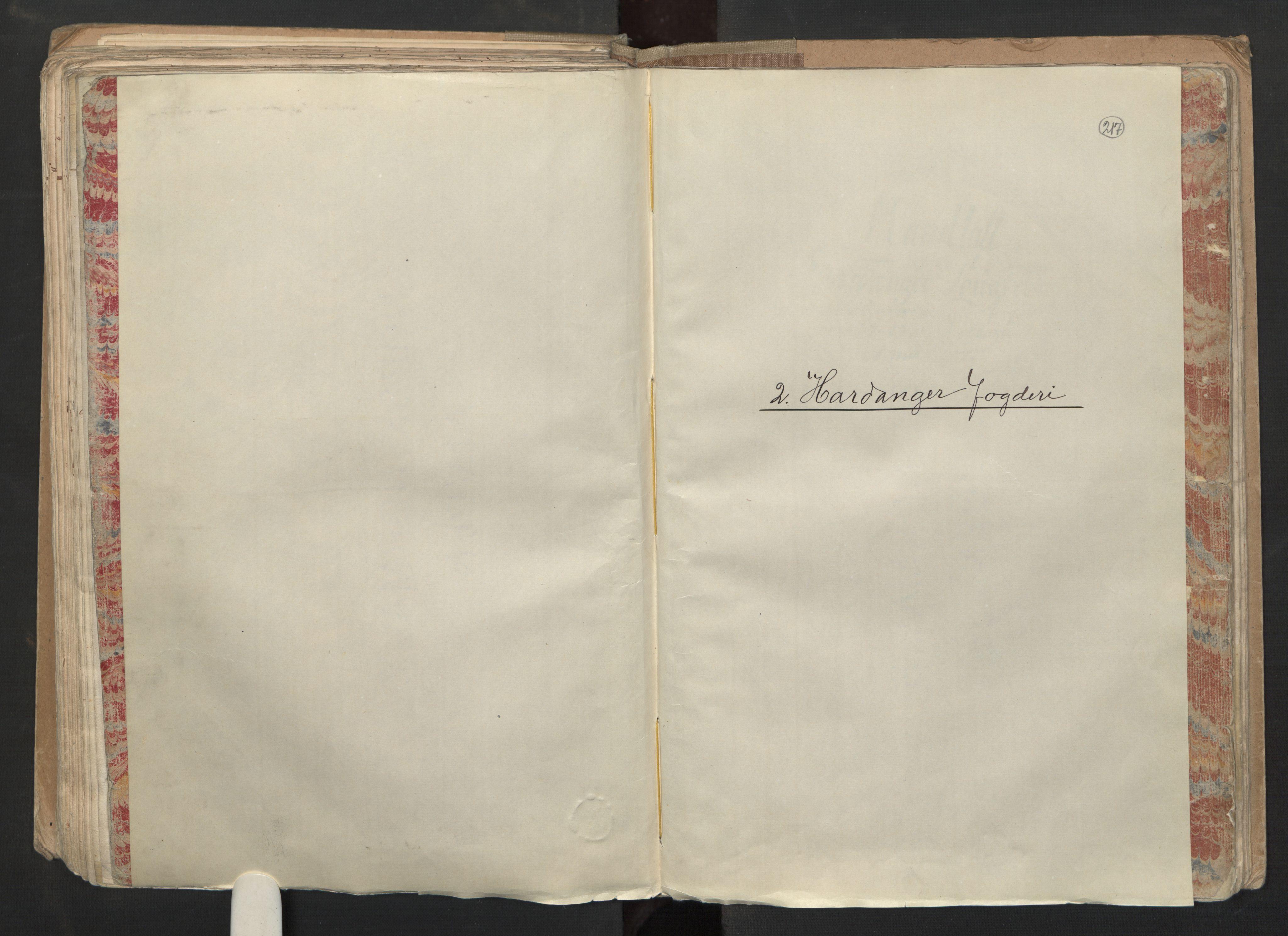 RA, Manntallet 1701, nr. 6: Sunnhordland fogderi og Hardanger fogderi, 1701, s. 217