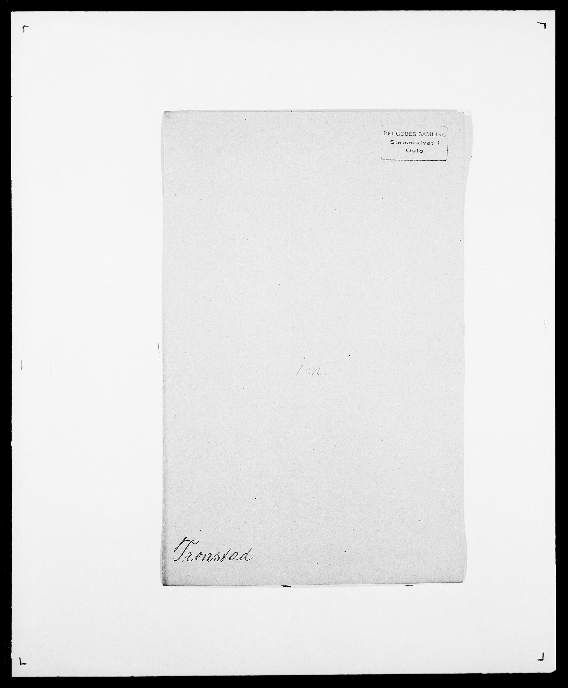 SAO, Delgobe, Charles Antoine - samling, D/Da/L0039: Thorsen - Urup, s. 387