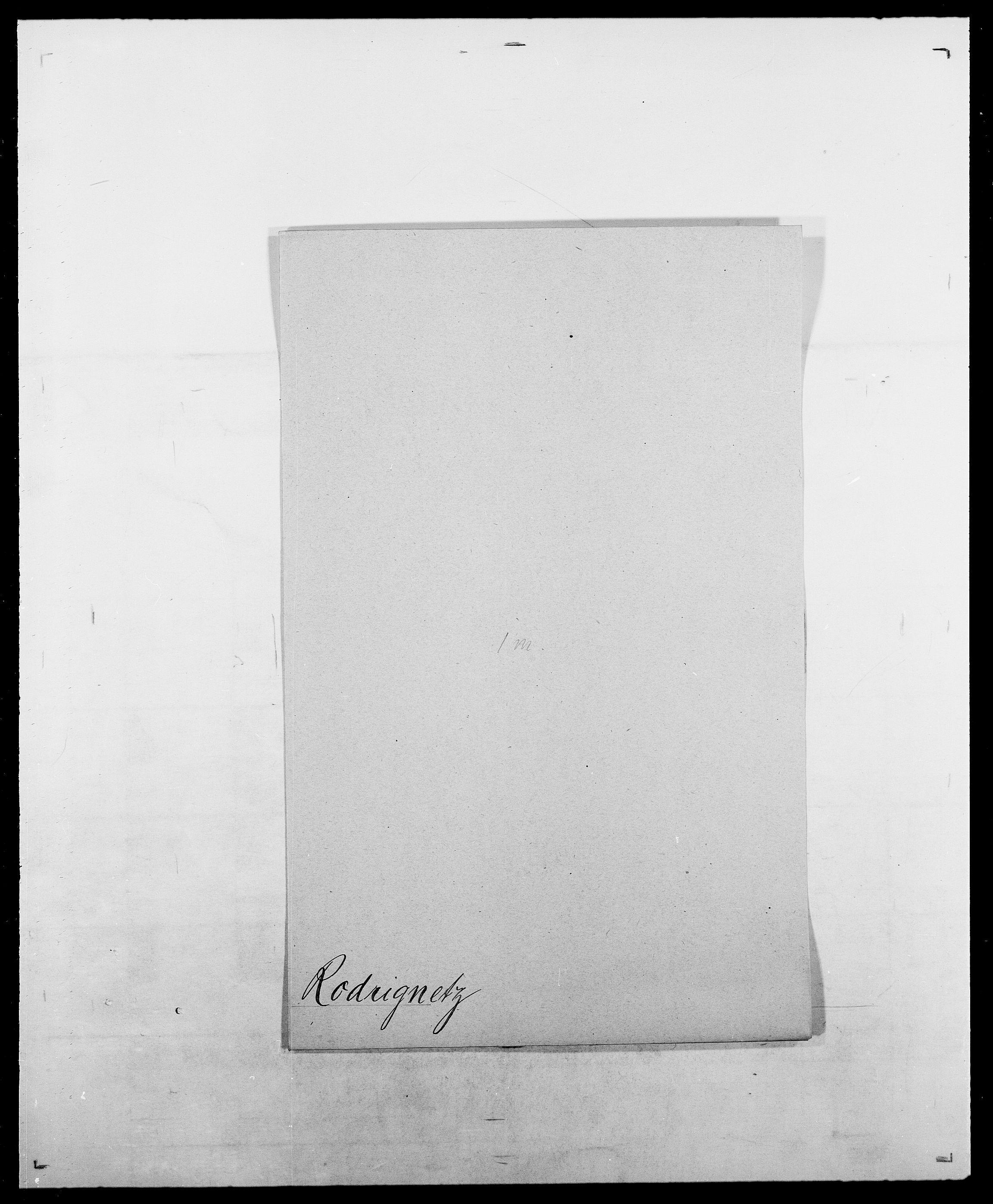 SAO, Delgobe, Charles Antoine - samling, D/Da/L0033: Roald - Røyem, s. 53