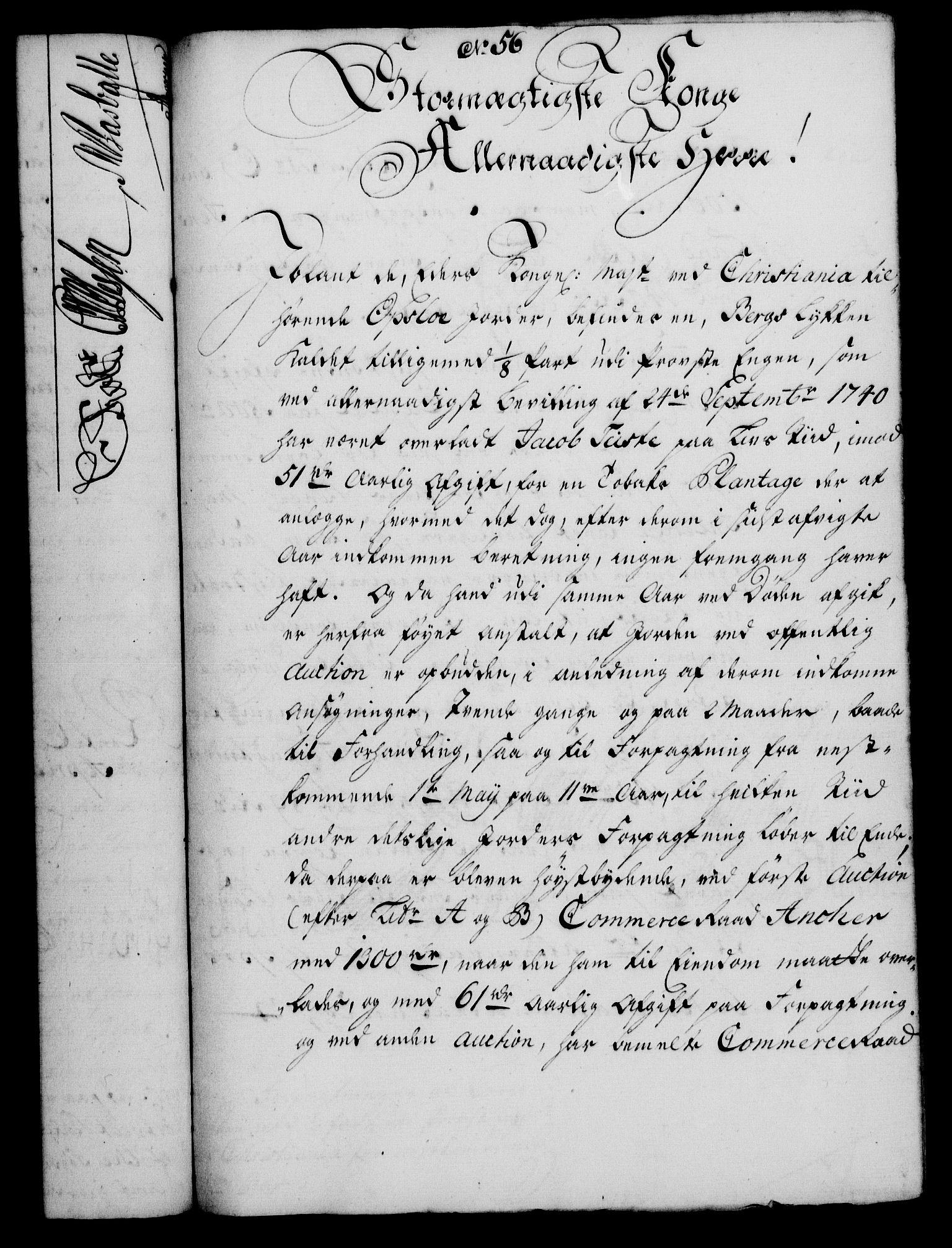 RA, Rentekammeret, Kammerkanselliet, G/Gf/Gfa/L0036: Norsk relasjons- og resolusjonsprotokoll (merket RK 52.36), 1754, s. 299
