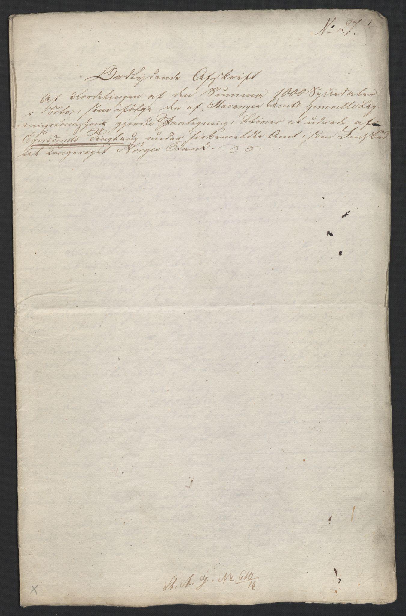 NOBA, Norges Bank/Sølvskatten 1816*, 1816-1825, s. 54