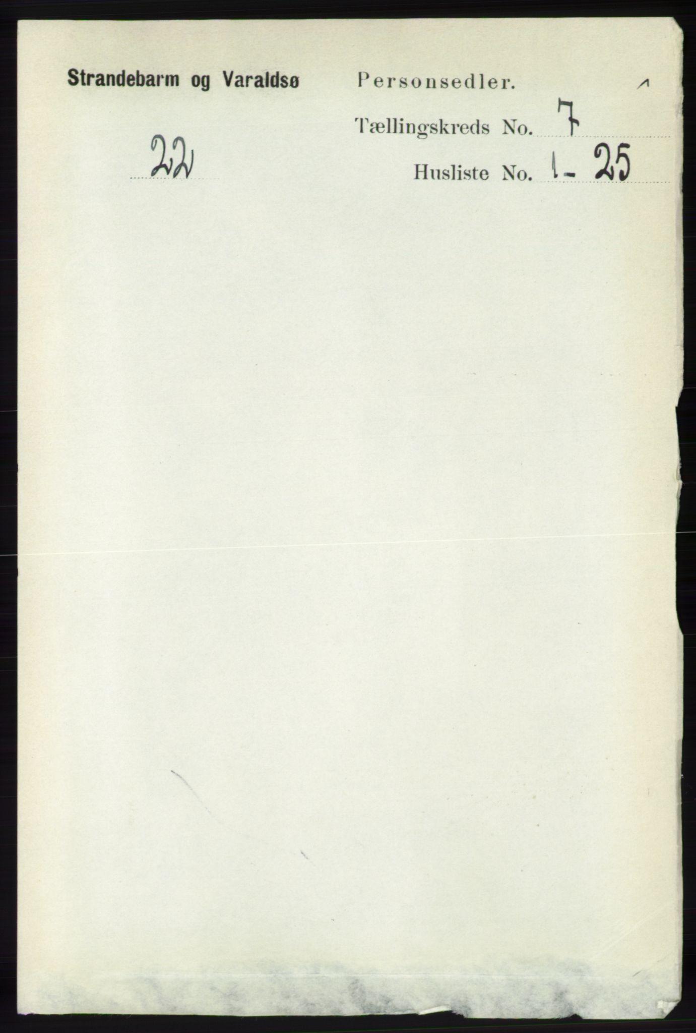 RA, Folketelling 1891 for 1226 Strandebarm og Varaldsøy herred, 1891, s. 2635