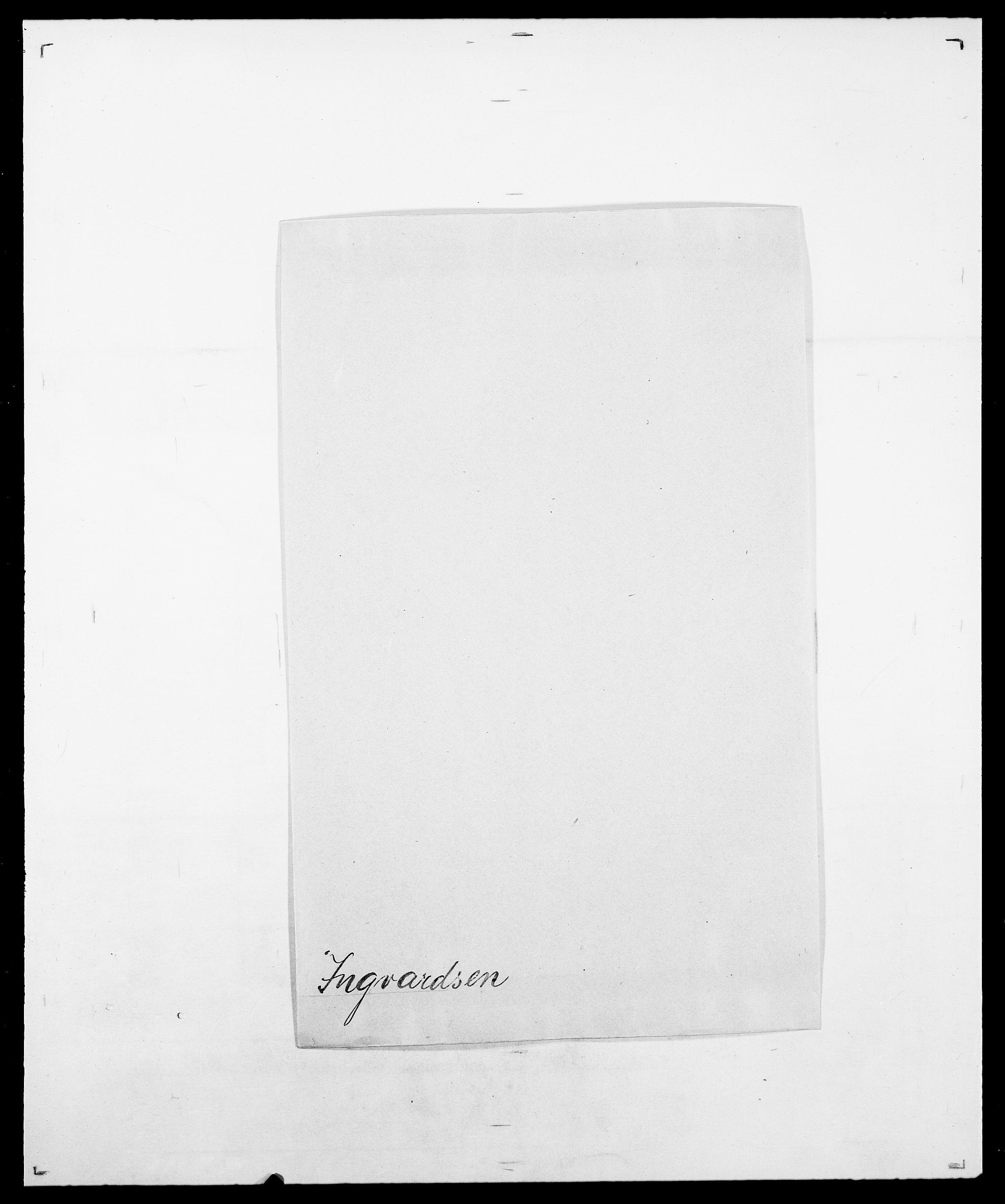 SAO, Delgobe, Charles Antoine - samling, D/Da/L0019: van der Hude - Joys, s. 798