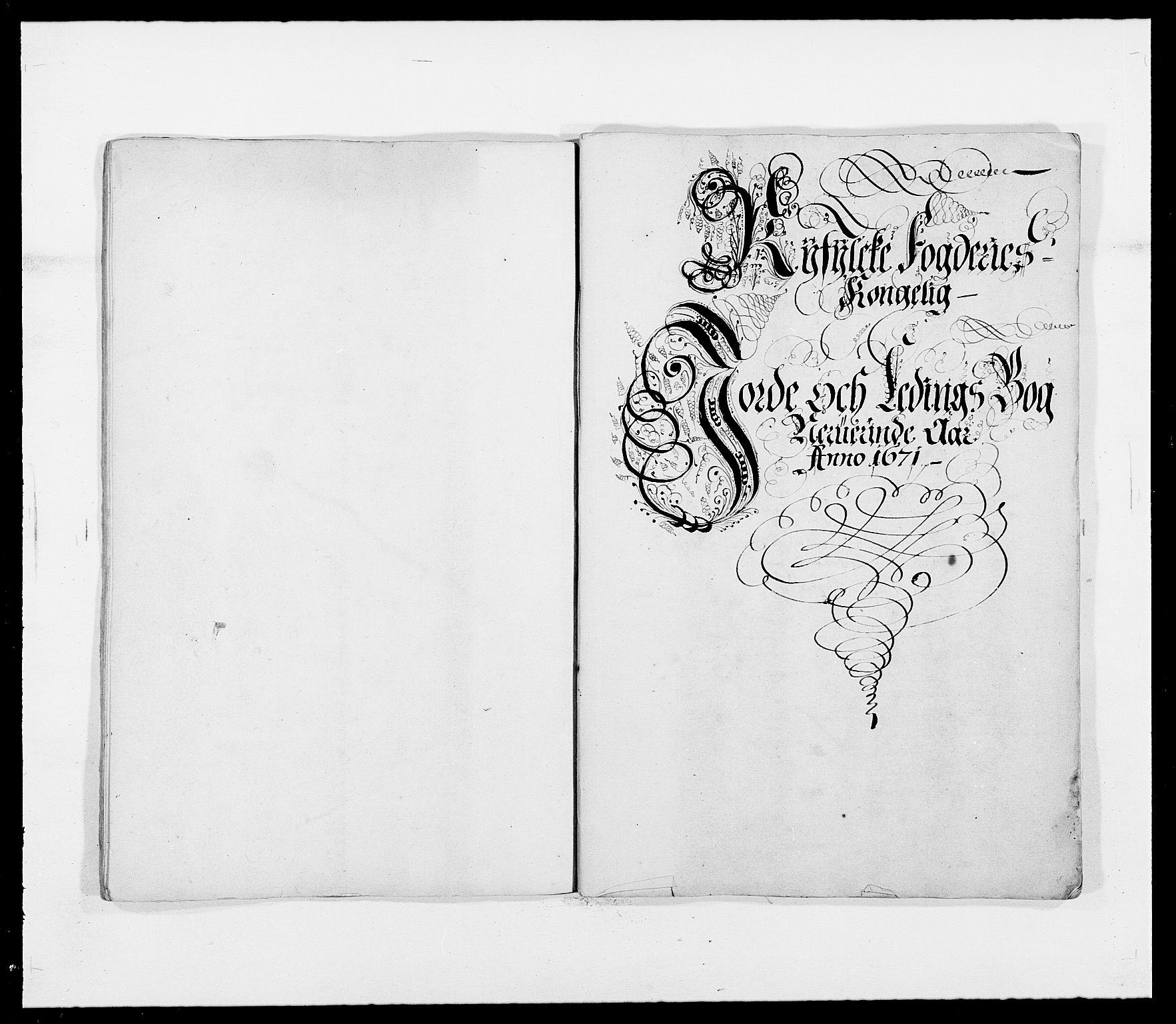 RA, Rentekammeret inntil 1814, Reviderte regnskaper, Fogderegnskap, R47/L2843: Fogderegnskap Ryfylke, 1670-1671, s. 338