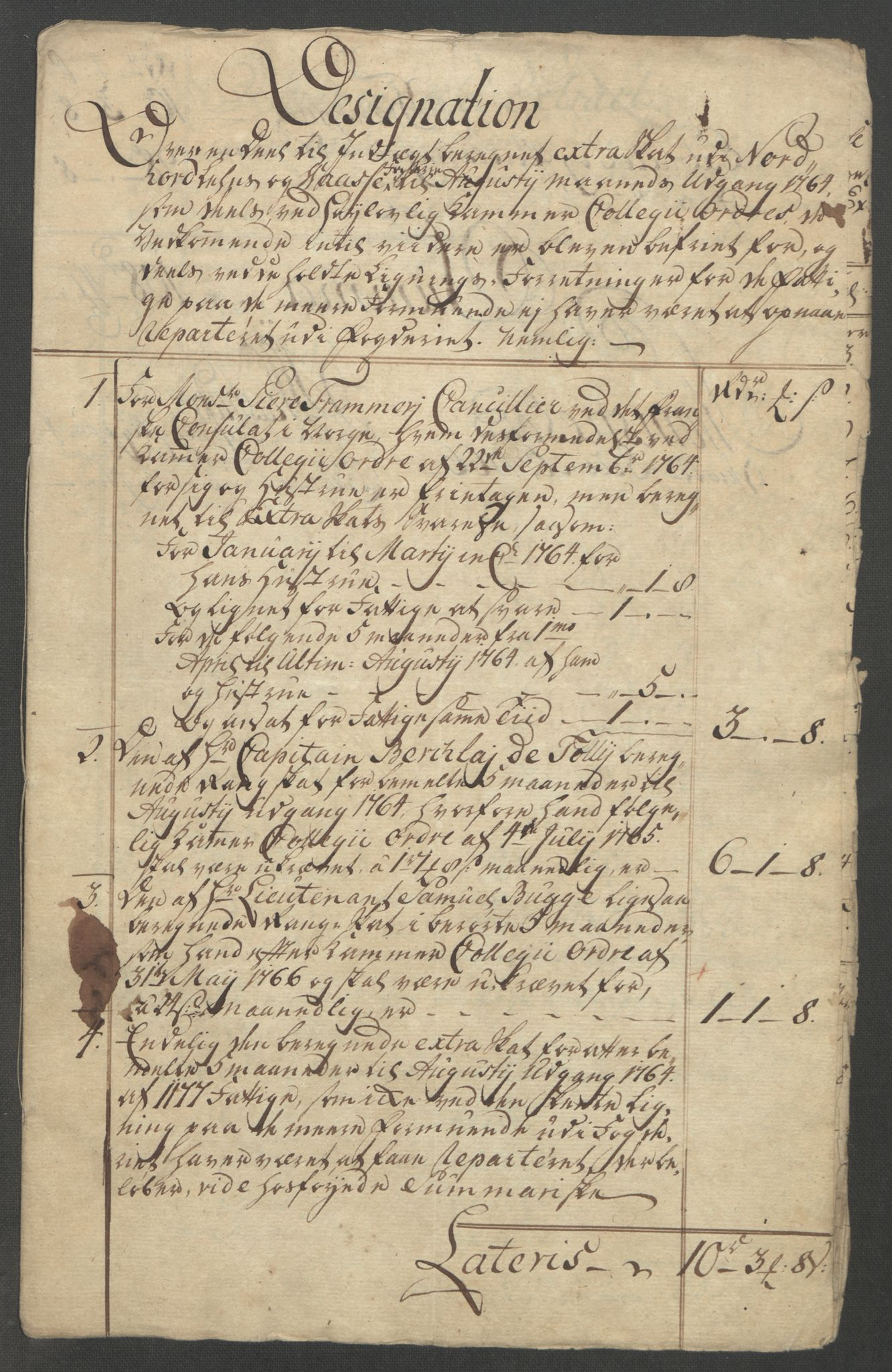 RA, Rentekammeret inntil 1814, Reviderte regnskaper, Fogderegnskap, R51/L3303: Ekstraskatten Nordhordland og Voss, 1762-1772, s. 428