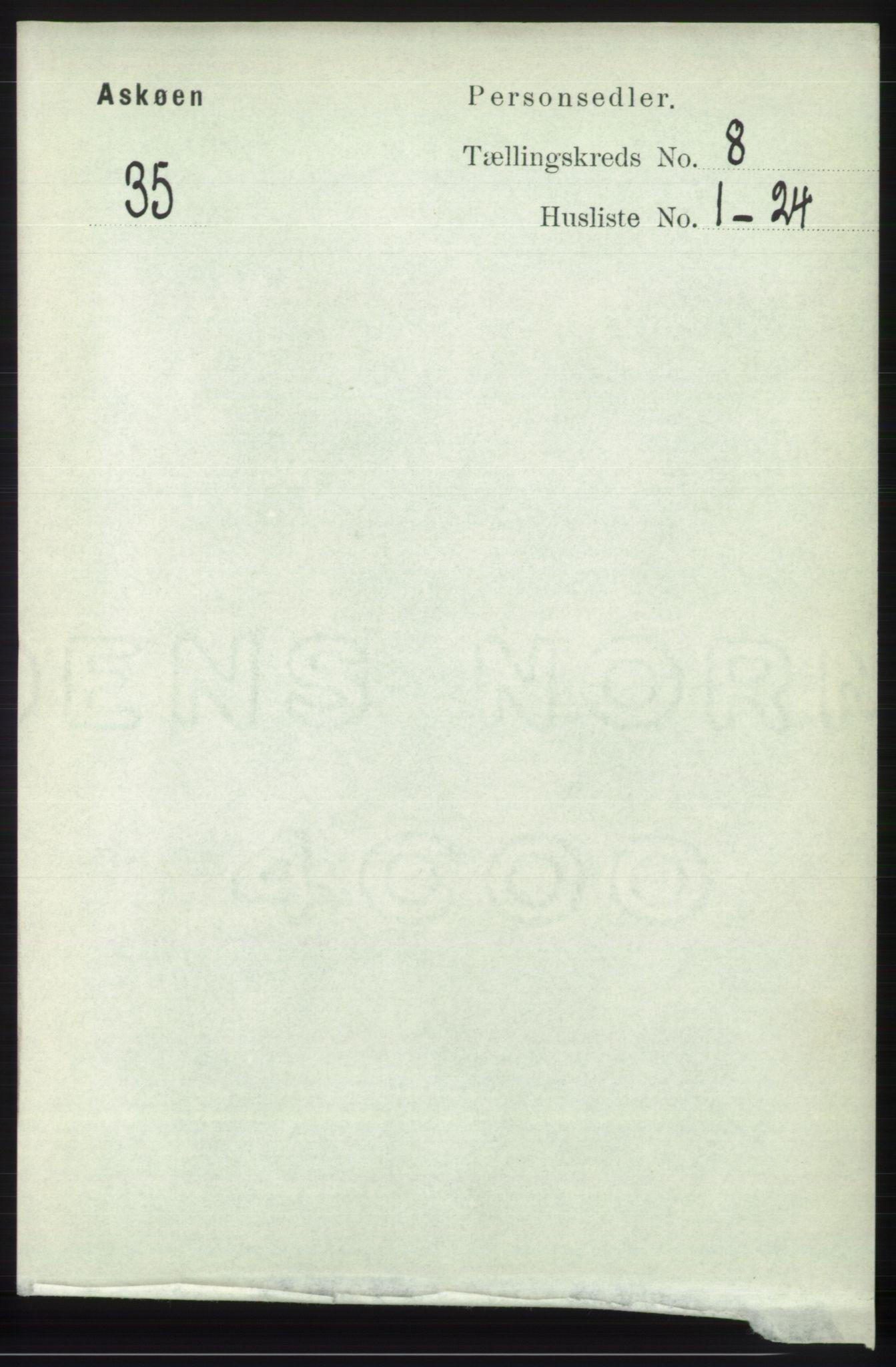 RA, Folketelling 1891 for 1247 Askøy herred, 1891, s. 5398