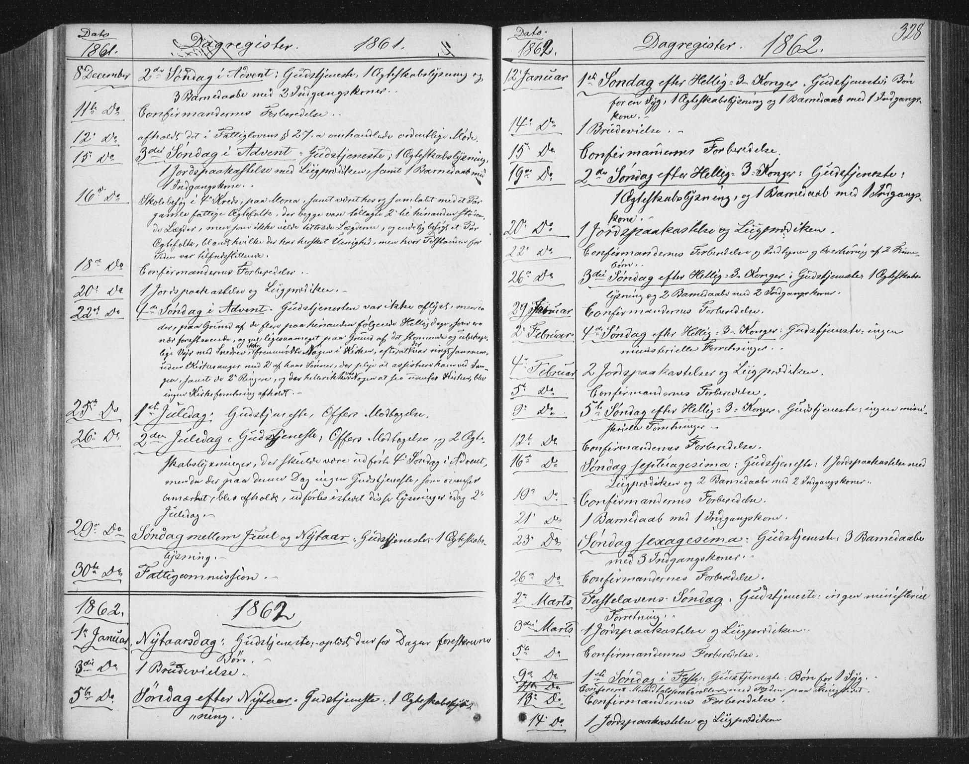 SAT, Ministerialprotokoller, klokkerbøker og fødselsregistre - Nord-Trøndelag, 749/L0472: Ministerialbok nr. 749A06, 1857-1873, s. 328