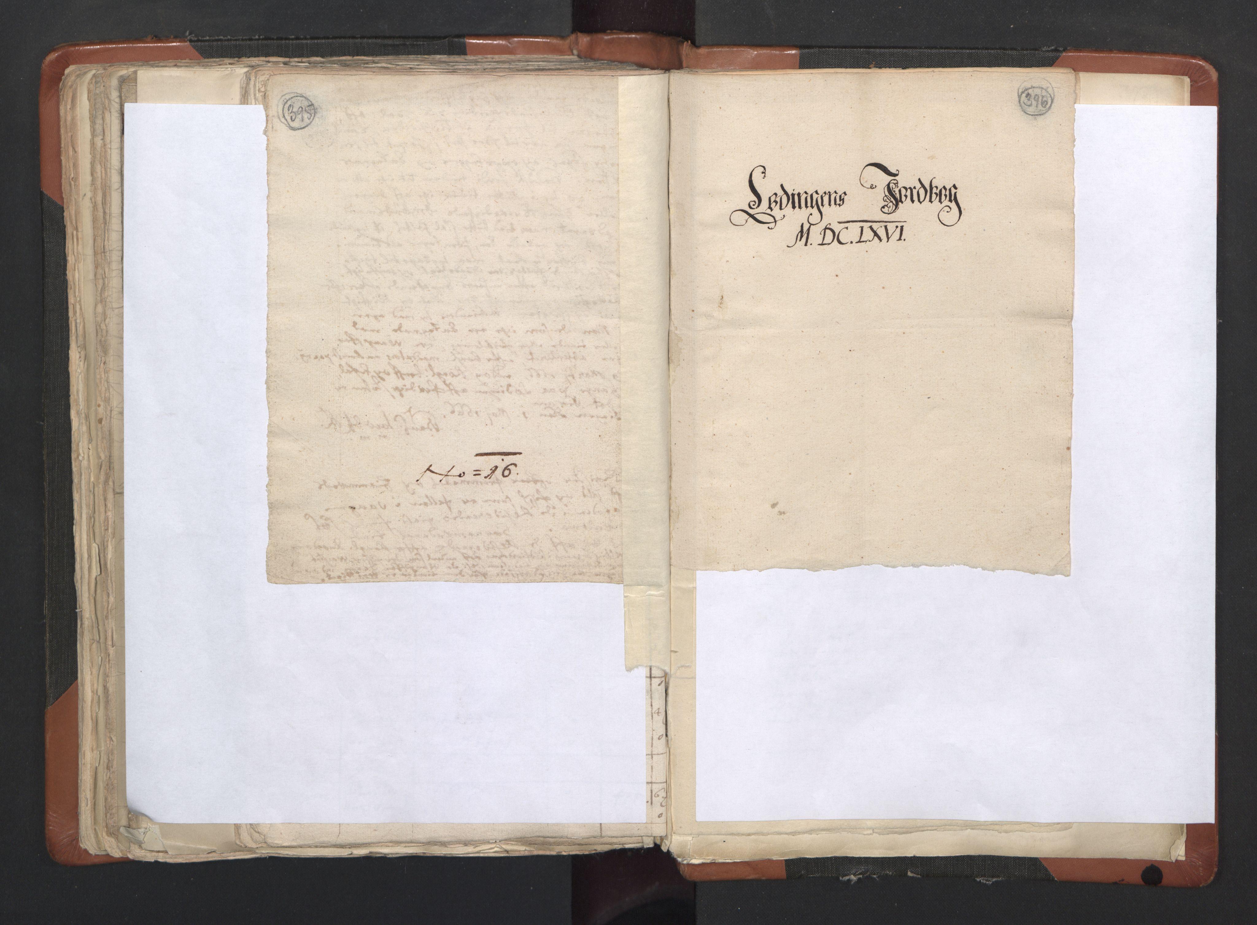 RA, Sogneprestenes manntall 1664-1666, nr. 35: Helgeland prosti og Salten prosti, 1664-1666, s. 395-396