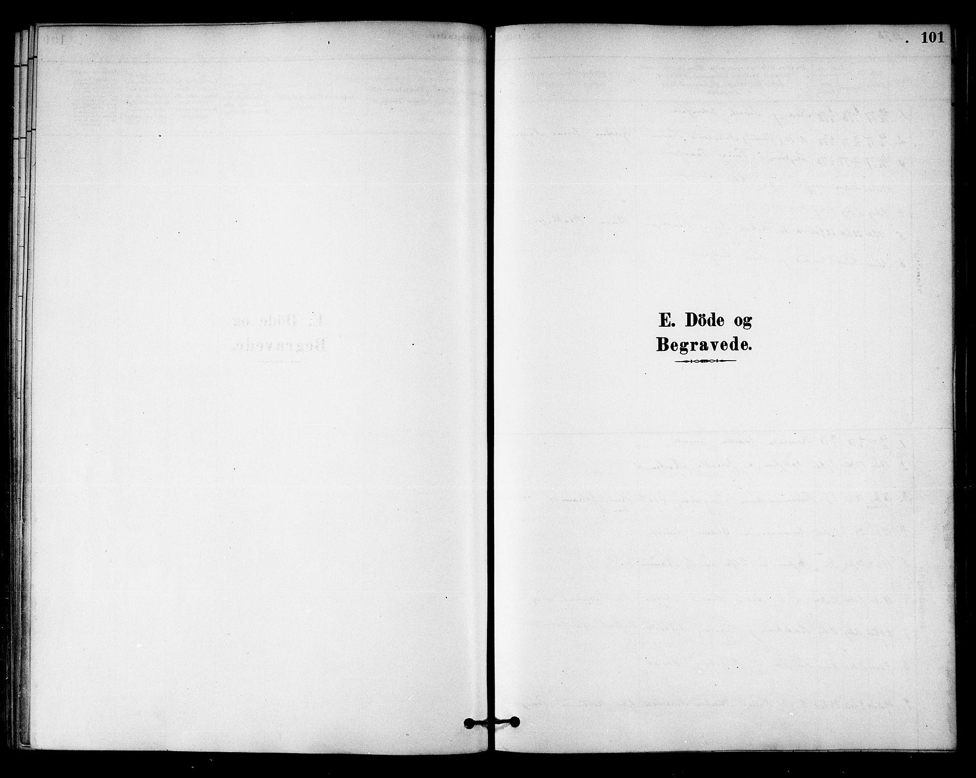 SAT, Ministerialprotokoller, klokkerbøker og fødselsregistre - Nord-Trøndelag, 742/L0408: Ministerialbok nr. 742A01, 1878-1890, s. 101