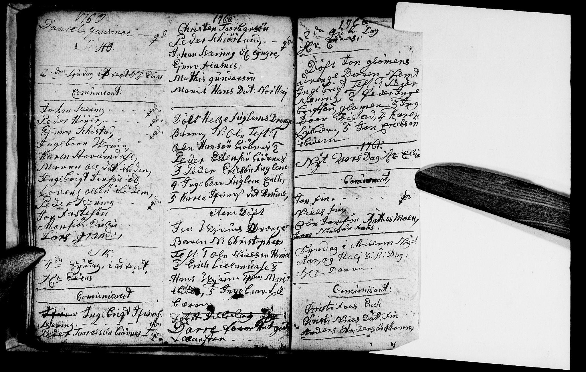 SAT, Ministerialprotokoller, klokkerbøker og fødselsregistre - Nord-Trøndelag, 764/L0543: Ministerialbok nr. 764A03, 1758-1765, s. 38