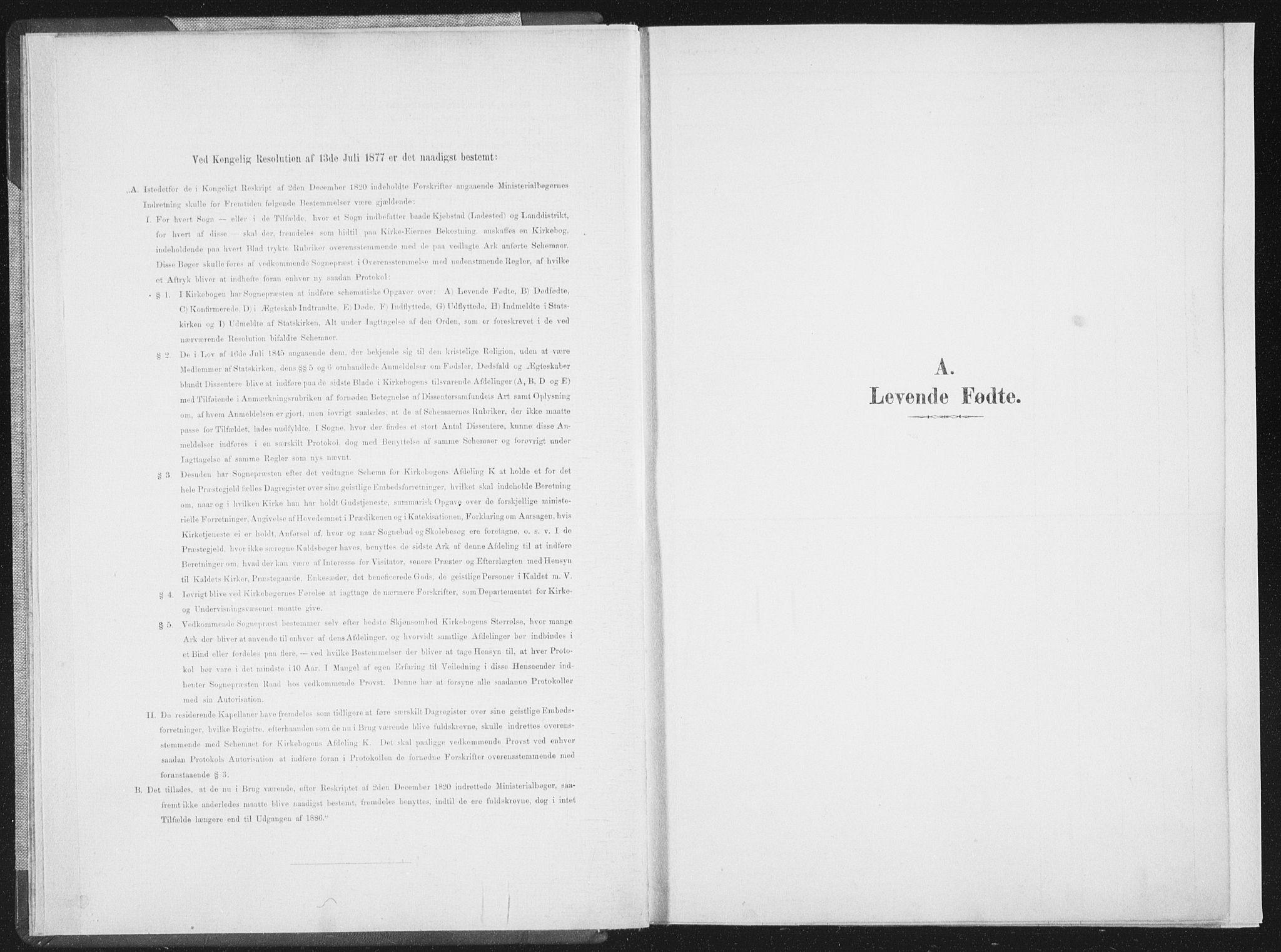 SAT, Ministerialprotokoller, klokkerbøker og fødselsregistre - Nordland, 898/L1422: Ministerialbok nr. 898A02, 1887-1908