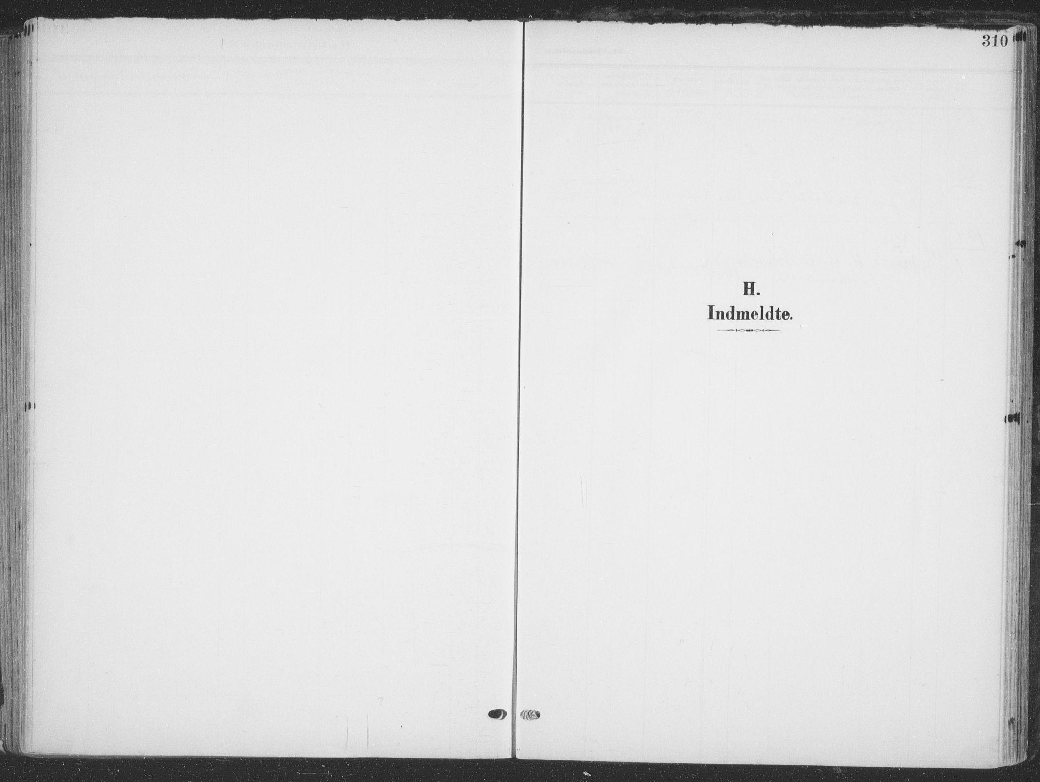 SATØ, Tana sokneprestkontor, H/Ha/L0007kirke: Ministerialbok nr. 7, 1904-1918, s. 310