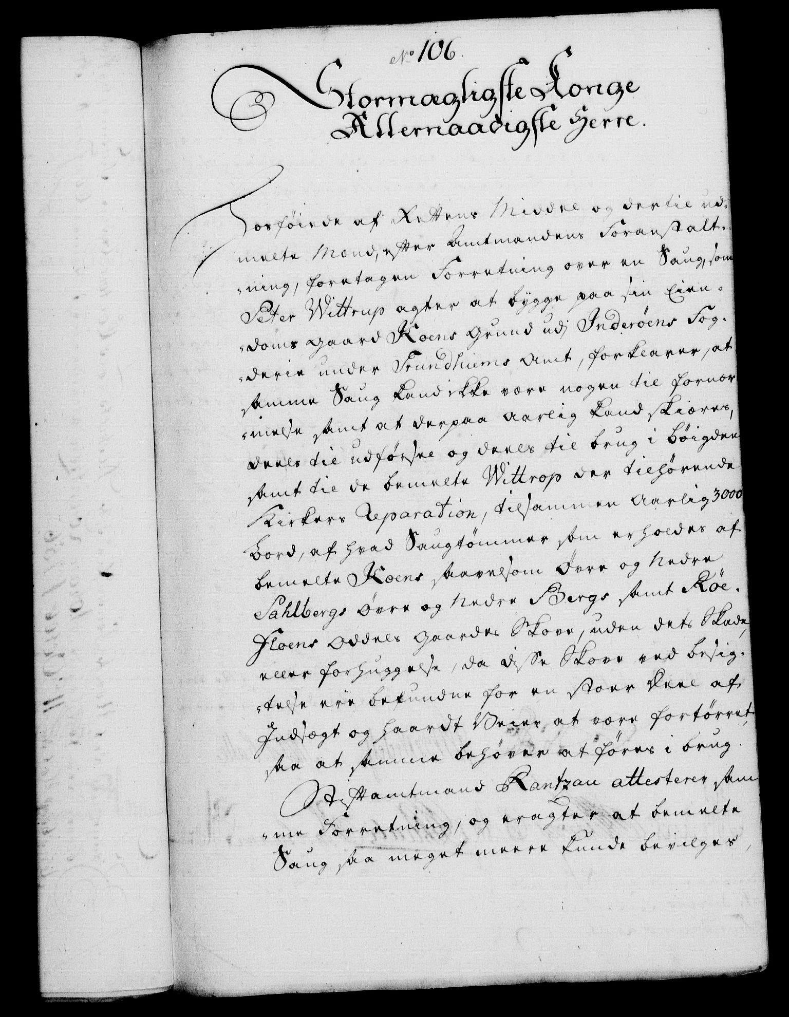RA, Rentekammeret, Kammerkanselliet, G/Gf/Gfa/L0038: Norsk relasjons- og resolusjonsprotokoll (merket RK 52.38), 1756, s. 538