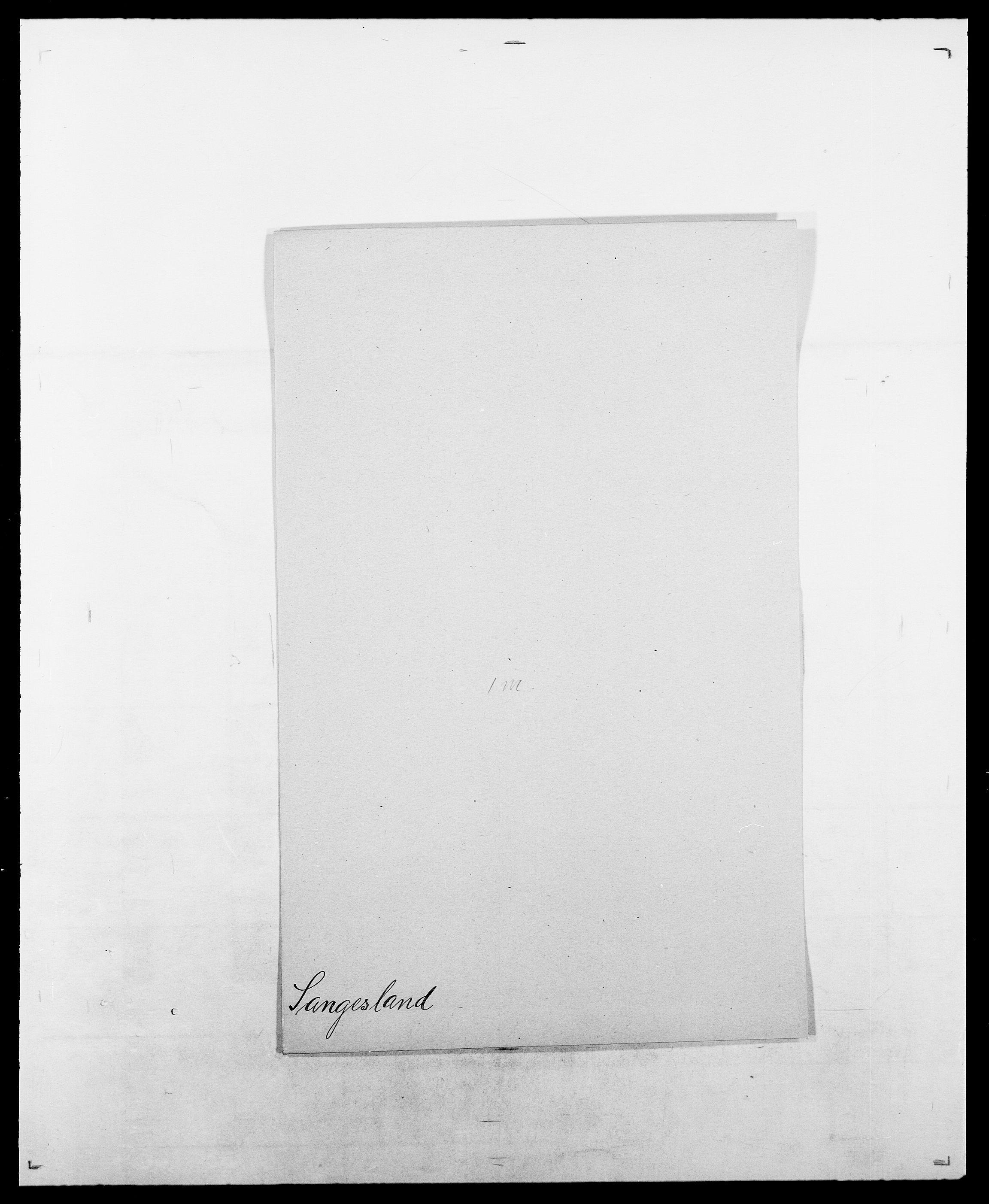 SAO, Delgobe, Charles Antoine - samling, D/Da/L0034: Saabye - Schmincke, s. 197