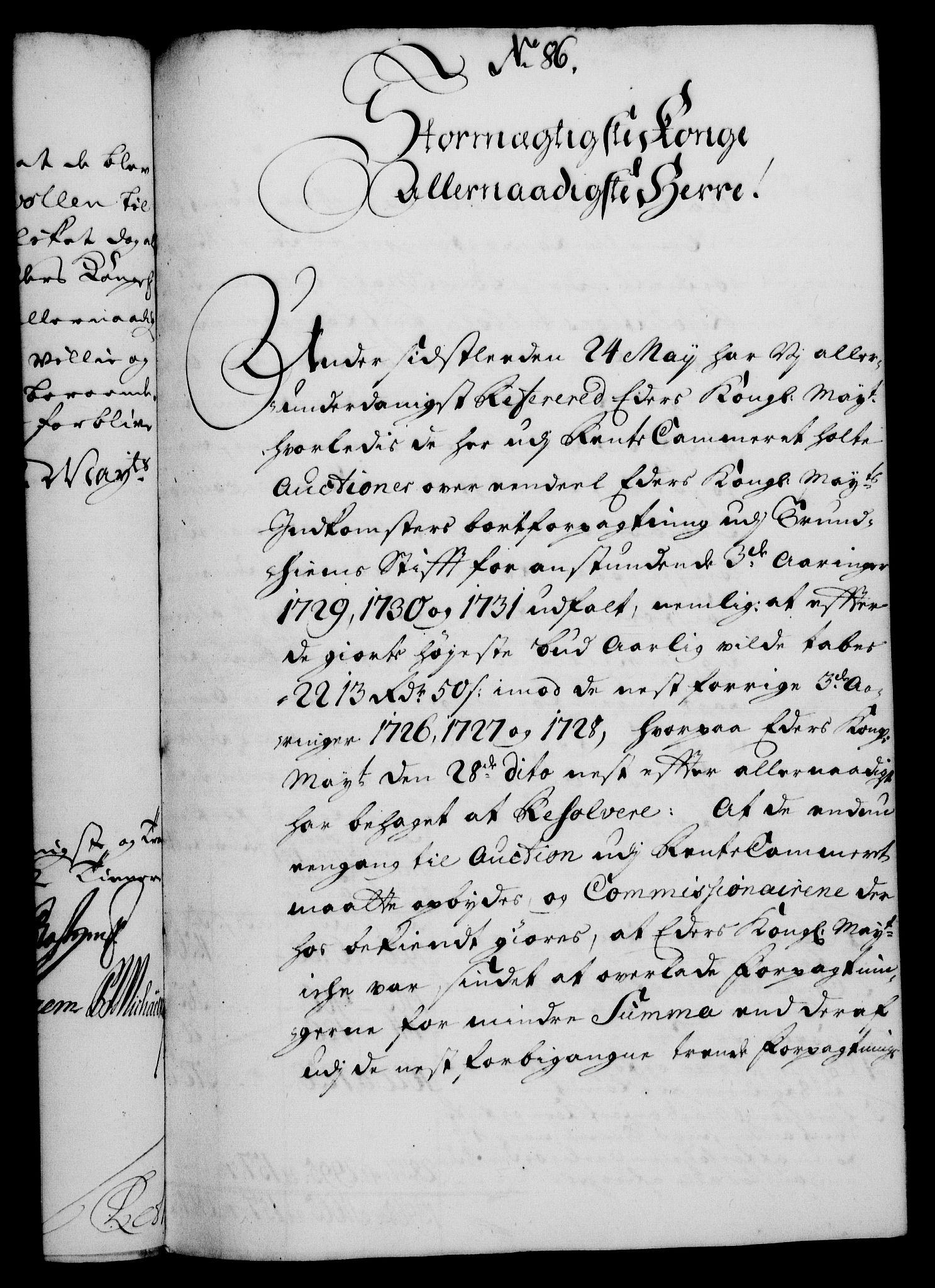 RA, Rentekammeret, Kammerkanselliet, G/Gf/Gfa/L0011: Norsk relasjons- og resolusjonsprotokoll (merket RK 52.11), 1728, s. 648