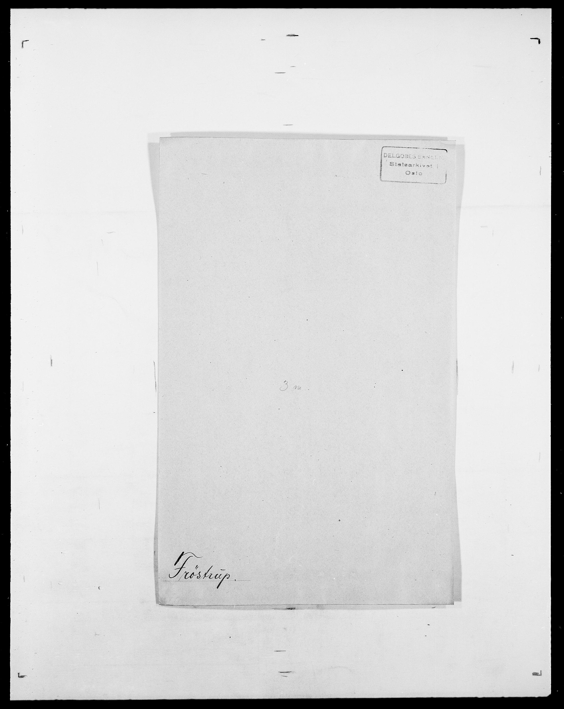 SAO, Delgobe, Charles Antoine - samling, D/Da/L0013: Forbos - Geving, s. 126
