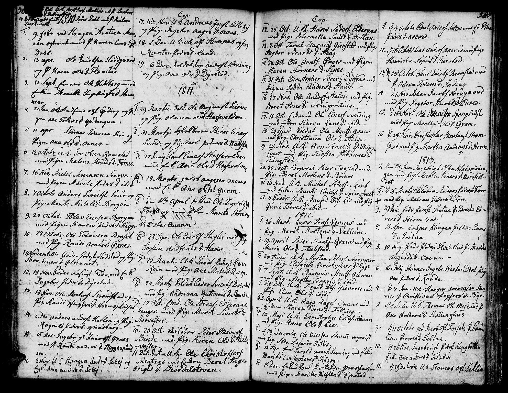 SAT, Ministerialprotokoller, klokkerbøker og fødselsregistre - Nord-Trøndelag, 746/L0440: Ministerialbok nr. 746A02, 1760-1815, s. 386-387