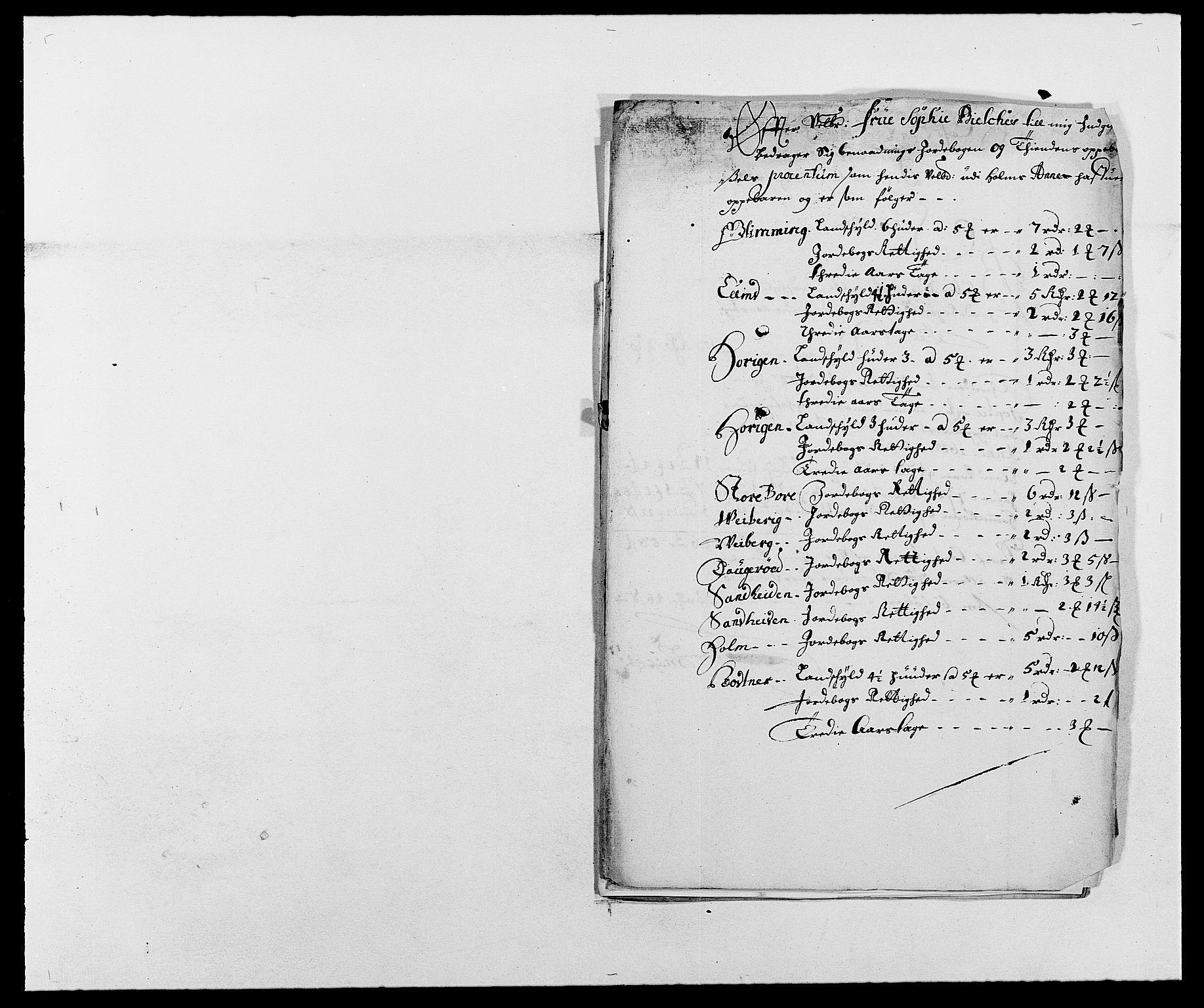 RA, Rentekammeret inntil 1814, Reviderte regnskaper, Fogderegnskap, R03/L0114: Fogderegnskap Onsøy, Tune, Veme og Åbygge fogderi, 1678-1683, s. 331