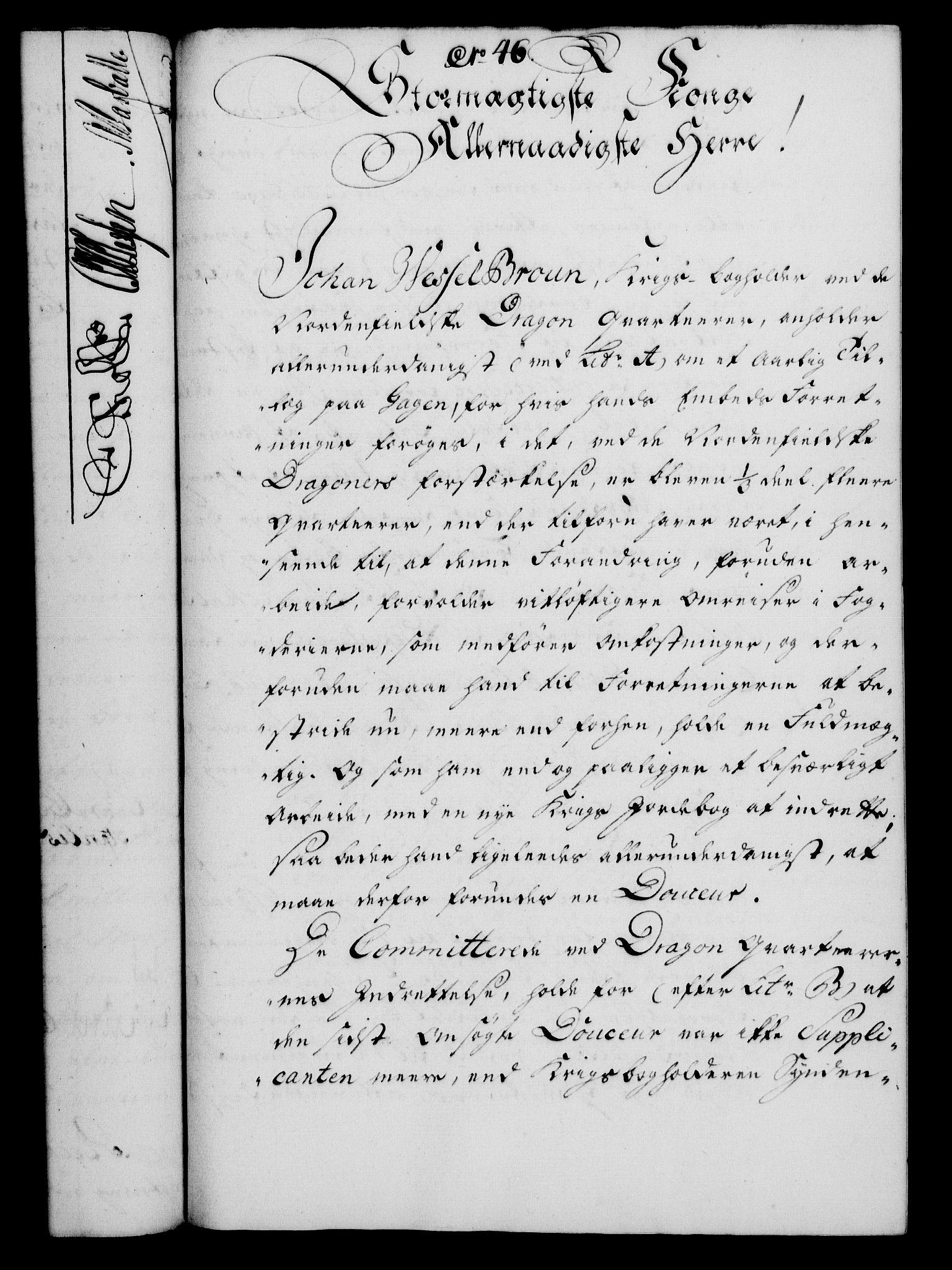 RA, Rentekammeret, Kammerkanselliet, G/Gf/Gfa/L0035: Norsk relasjons- og resolusjonsprotokoll (merket RK 52.35), 1753, s. 310