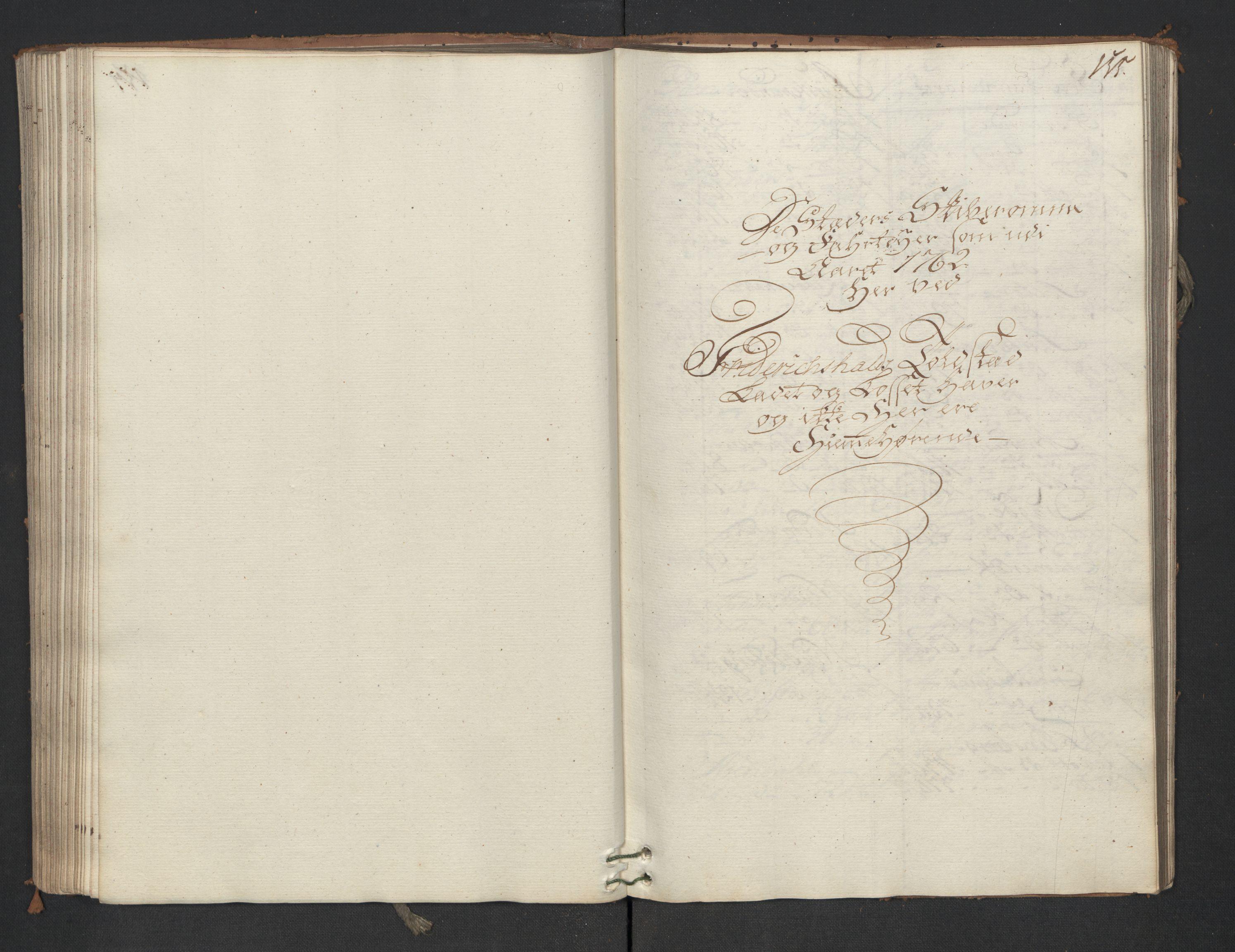 RA, Generaltollkammeret, tollregnskaper, R01/L0047: Tollregnskaper Fredrikshald, 1762, s. 154b-155a