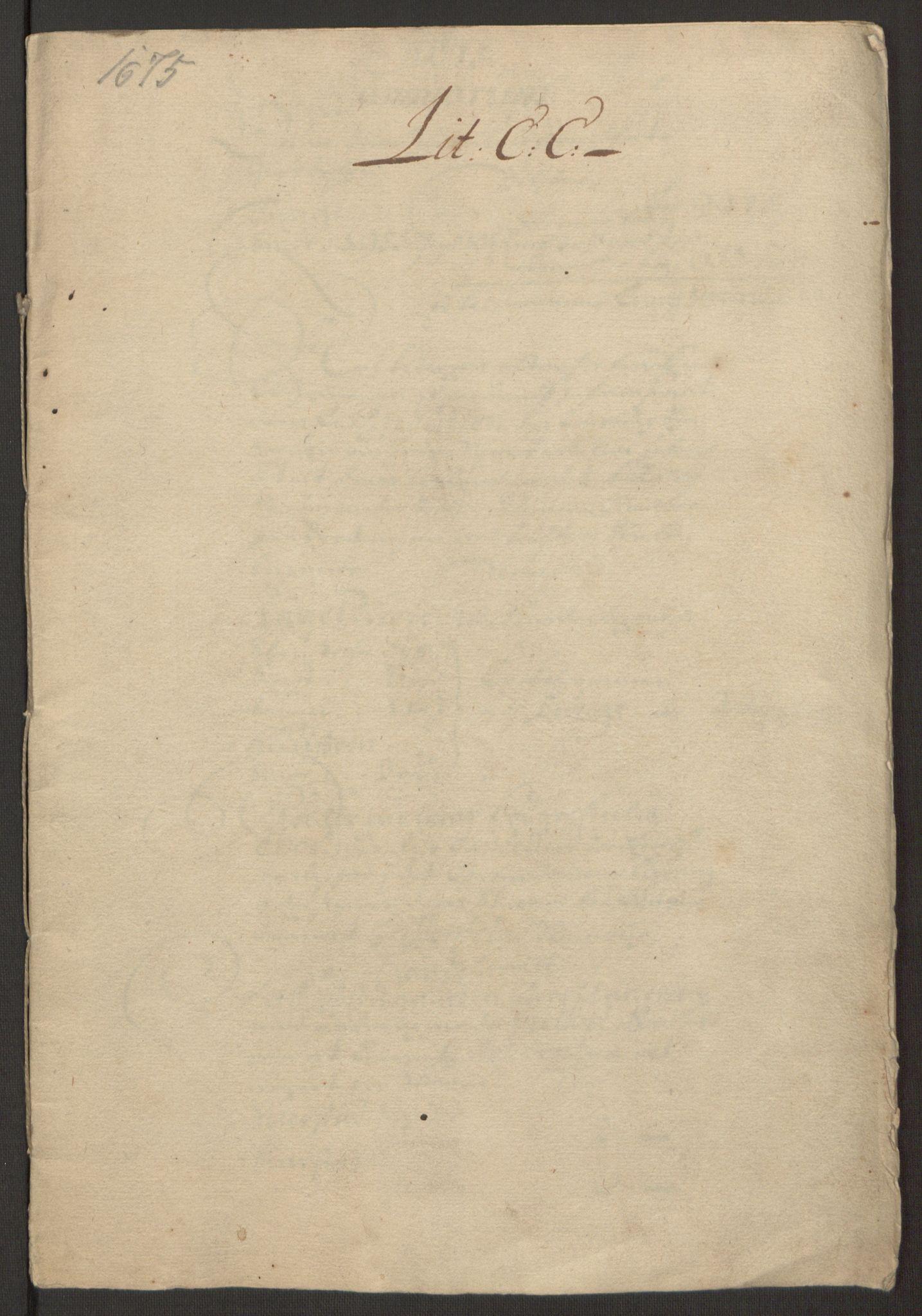 RA, Rentekammeret inntil 1814, Reviderte regnskaper, Fogderegnskap, R32/L1843: Fogderegnskap Jarlsberg grevskap, 1674-1675, s. 478