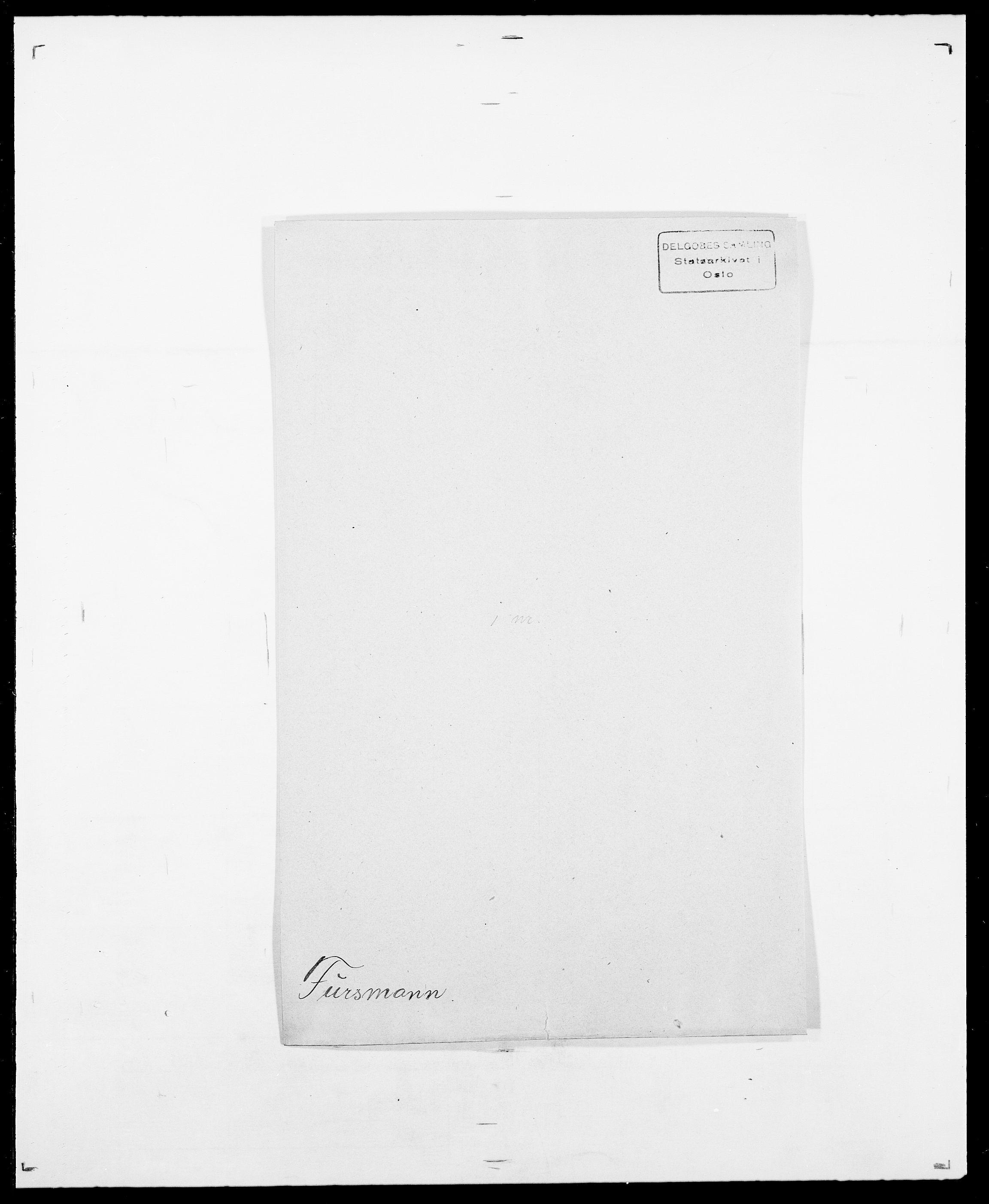 SAO, Delgobe, Charles Antoine - samling, D/Da/L0013: Forbos - Geving, s. 207