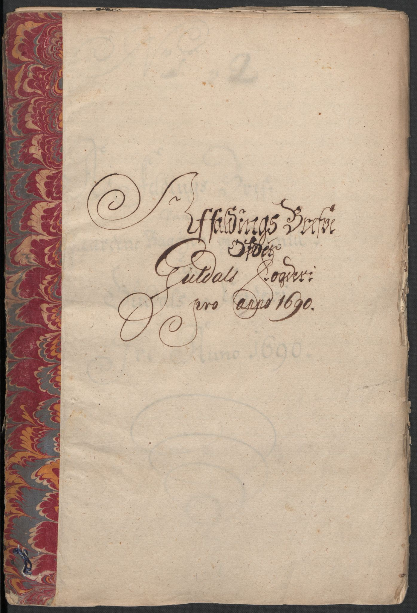 RA, Rentekammeret inntil 1814, Reviderte regnskaper, Fogderegnskap, R59/L3940: Fogderegnskap Gauldal, 1689-1690, s. 424