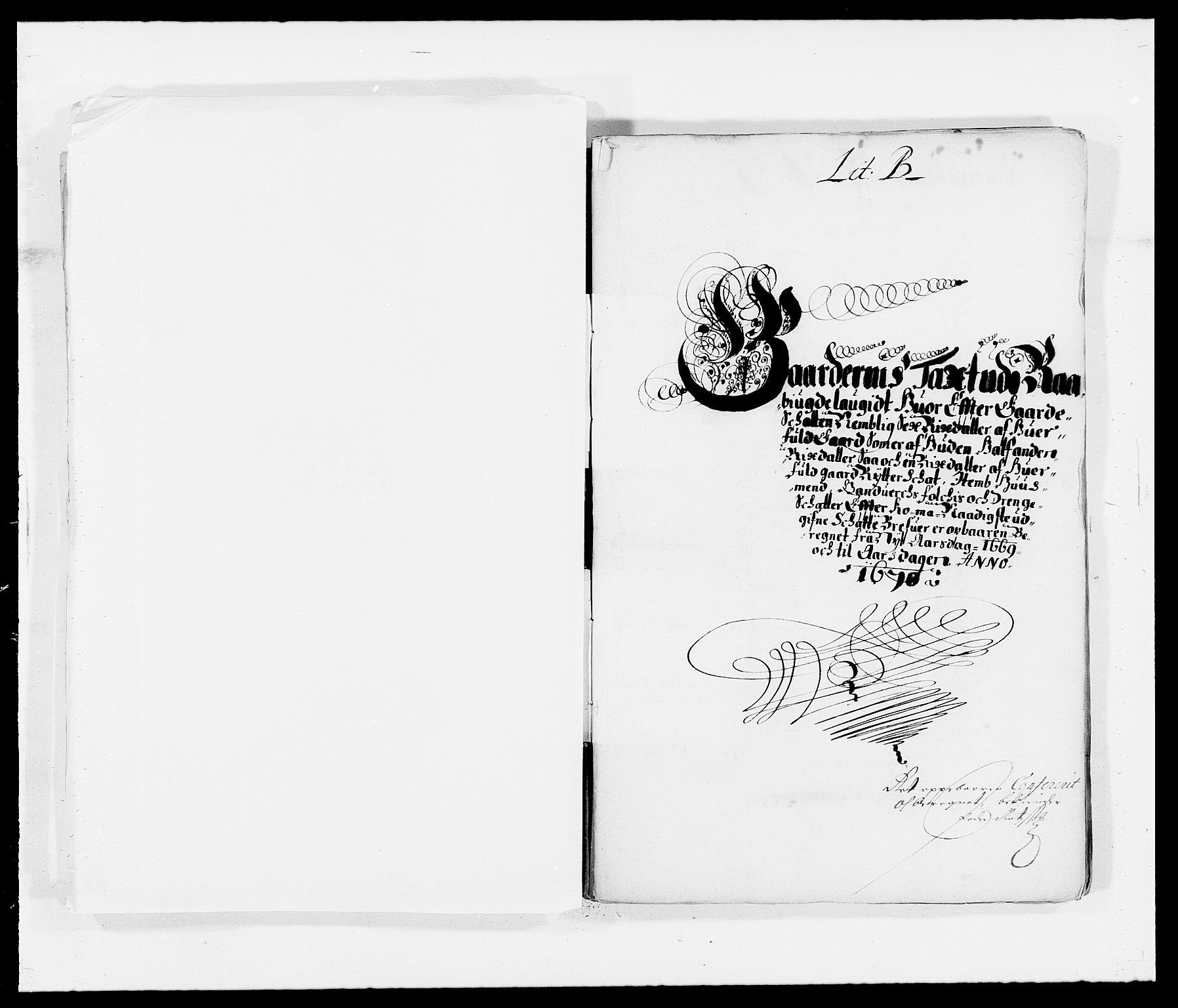 RA, Rentekammeret inntil 1814, Reviderte regnskaper, Fogderegnskap, R40/L2432: Fogderegnskap Råbyggelag, 1669-1670, s. 54