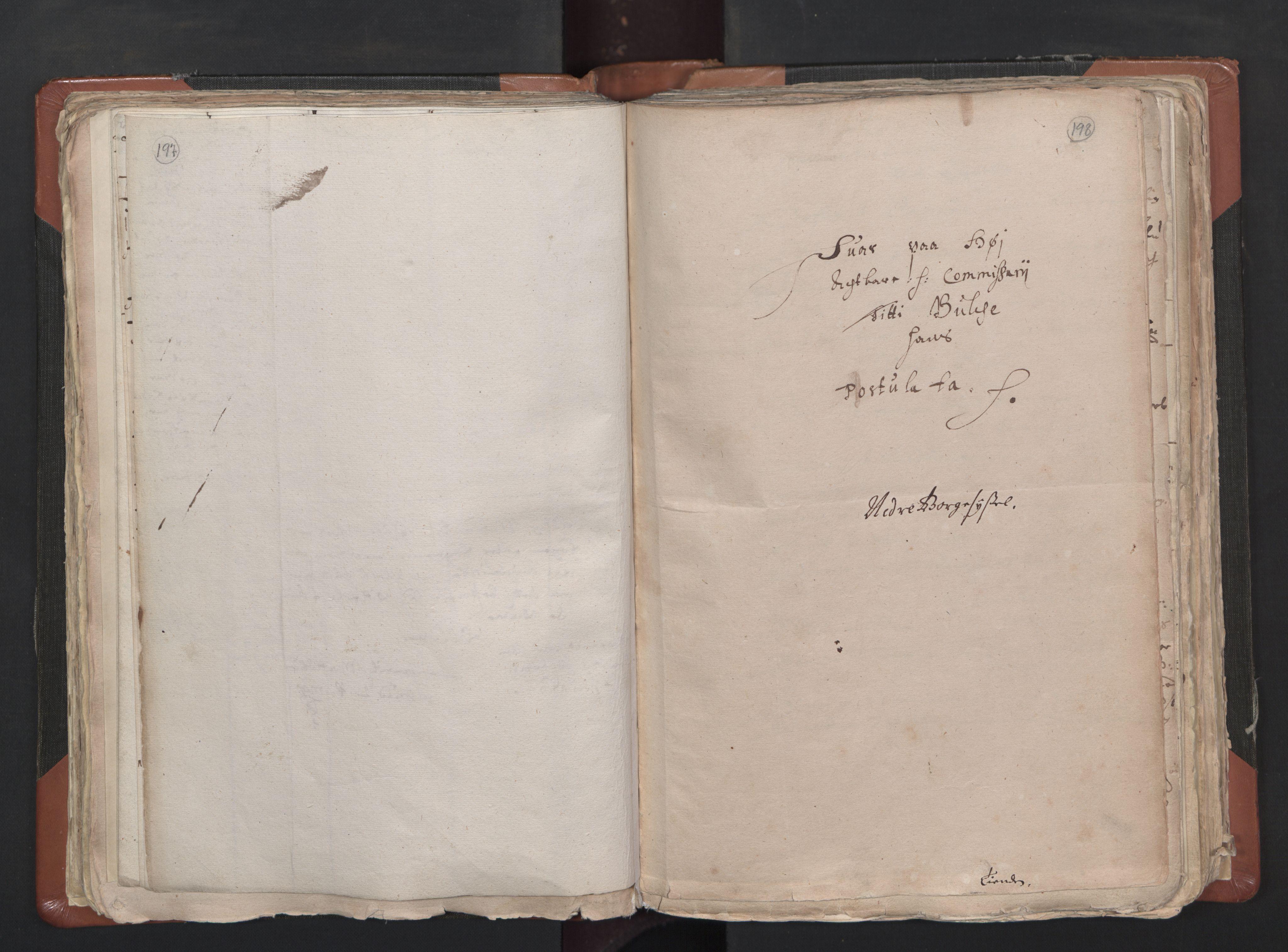 RA, Sogneprestenes manntall 1664-1666, nr. 1: Nedre Borgesyssel prosti, 1664-1666, s. 197-198