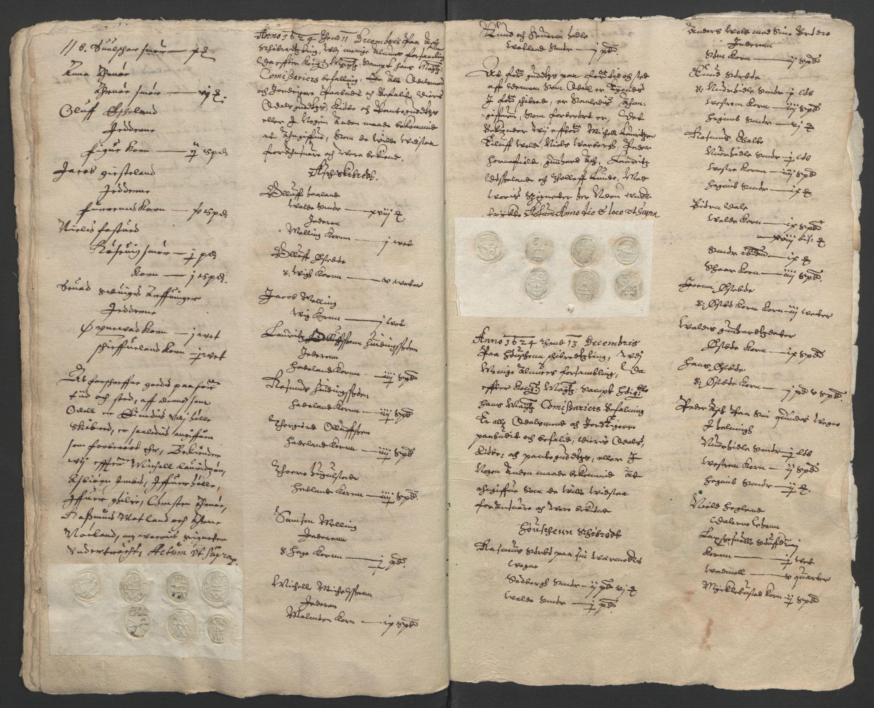 RA, Stattholderembetet 1572-1771, Ek/L0010: Jordebøker til utlikning av rosstjeneste 1624-1626:, 1624-1626, s. 31