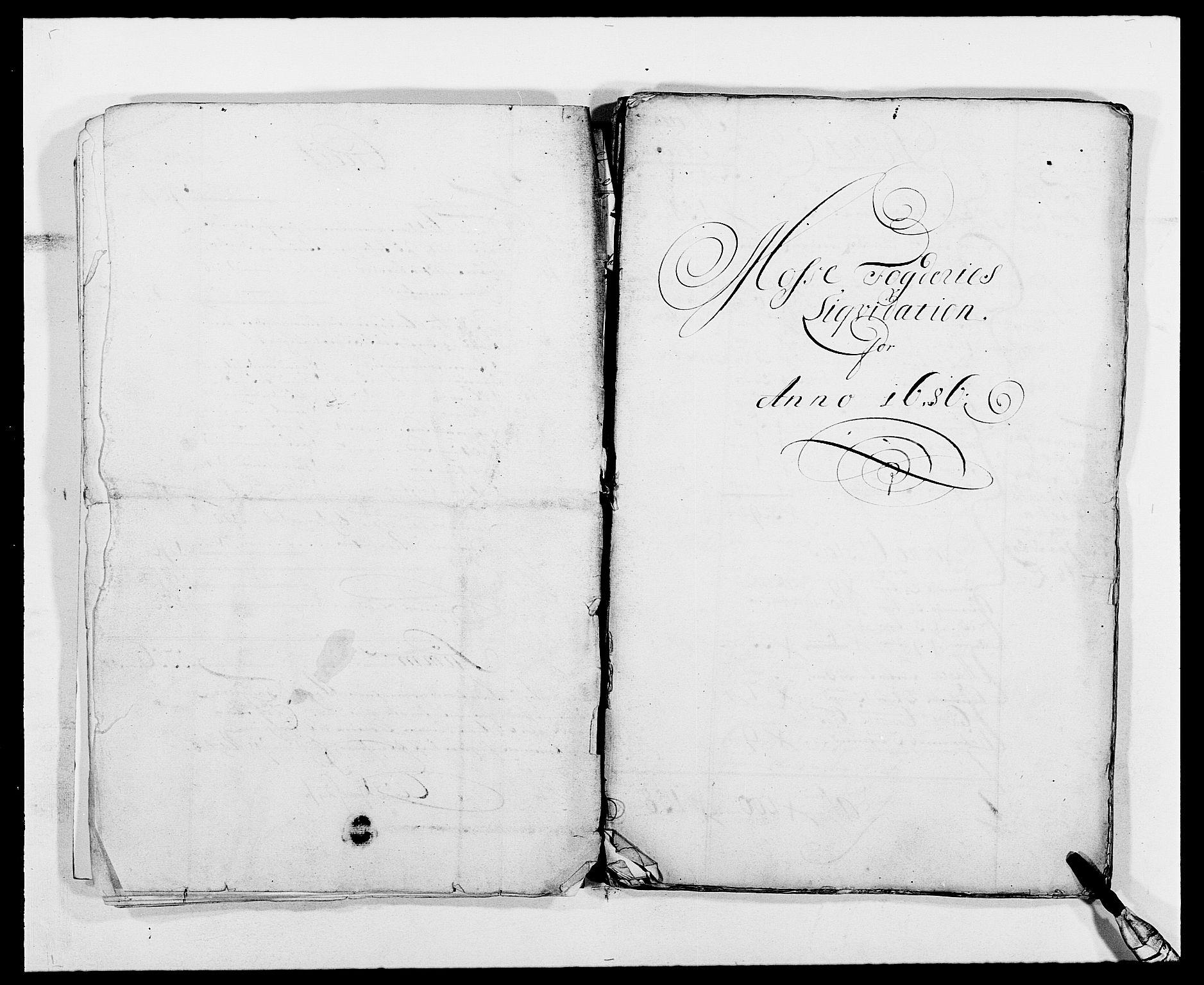 RA, Rentekammeret inntil 1814, Reviderte regnskaper, Fogderegnskap, R02/L0107: Fogderegnskap Moss og Verne kloster, 1685-1691, s. 10