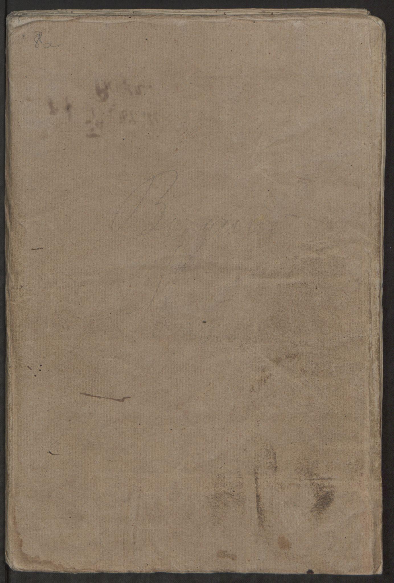 RA, Rentekammeret inntil 1814, Realistisk ordnet avdeling, Ol/L0019: [Gg 10]: Ekstraskatten, 23.09.1762. Sunnmøre, 1762-1763, s. 4