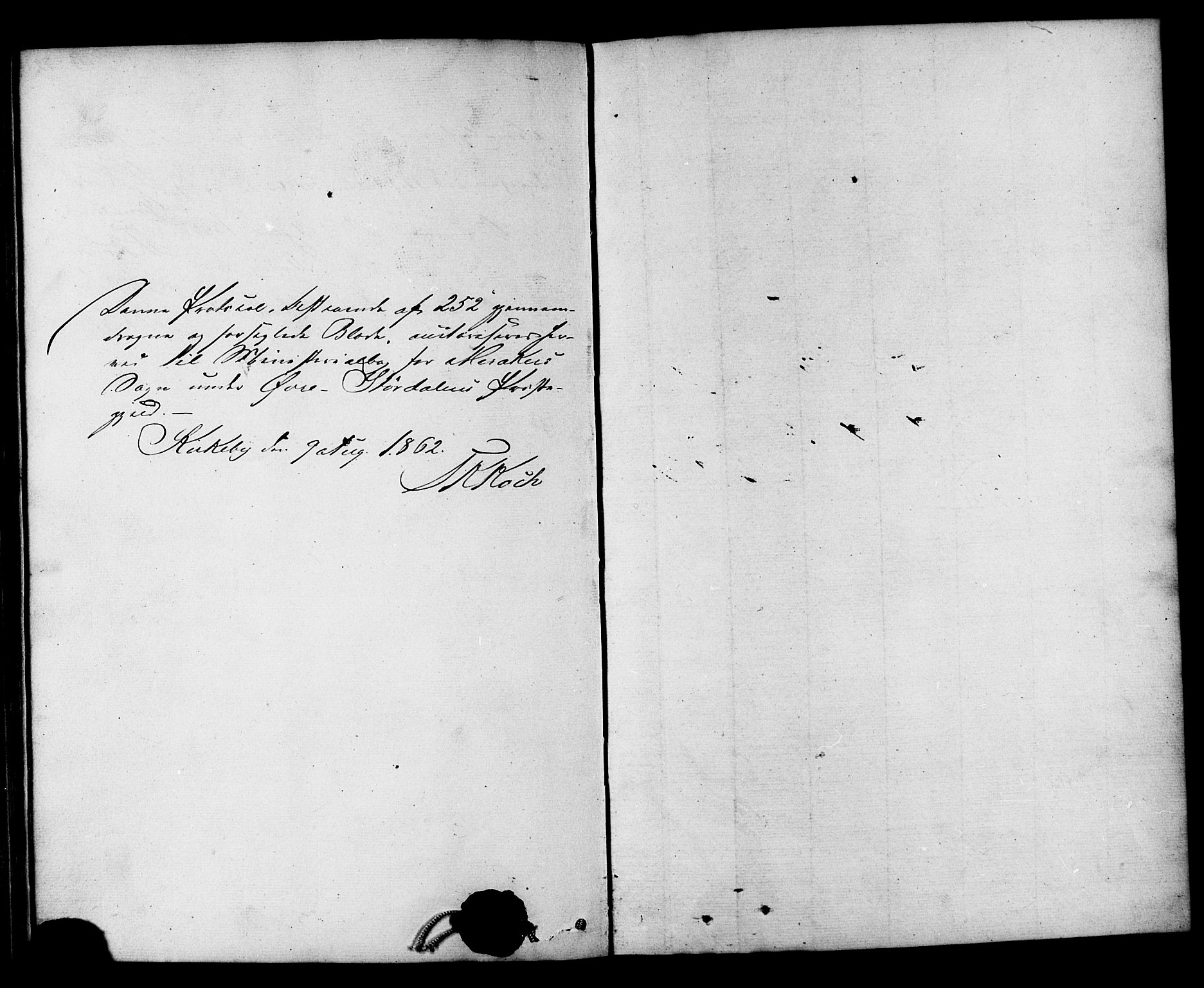 SAT, Ministerialprotokoller, klokkerbøker og fødselsregistre - Nord-Trøndelag, 706/L0041: Ministerialbok nr. 706A02, 1862-1877
