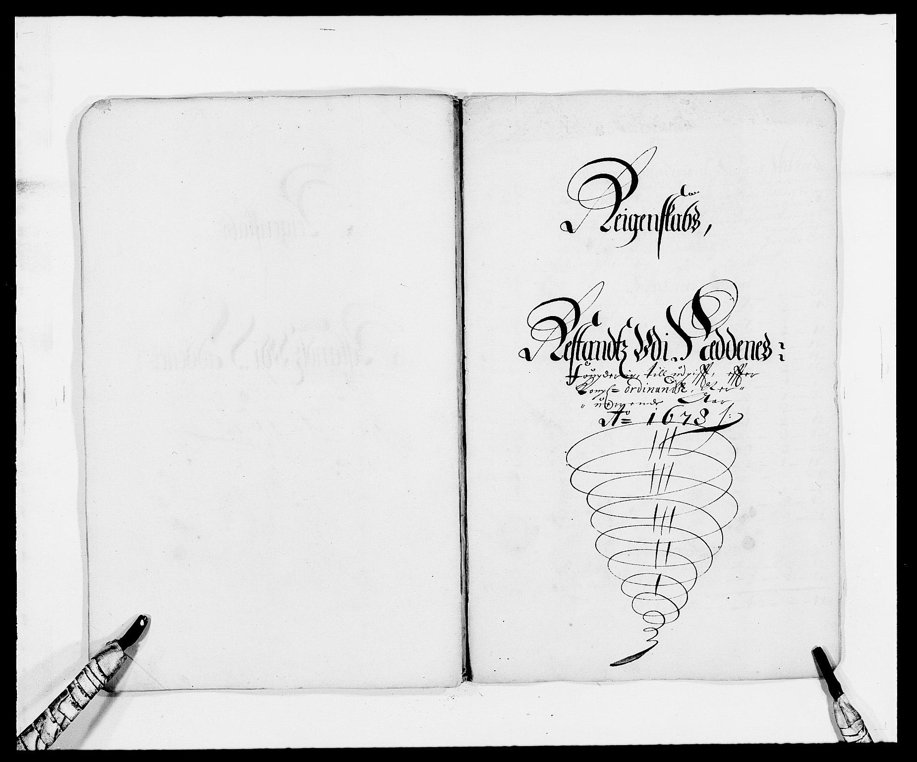RA, Rentekammeret inntil 1814, Reviderte regnskaper, Fogderegnskap, R39/L2302: Fogderegnskap Nedenes, 1677-1678, s. 333