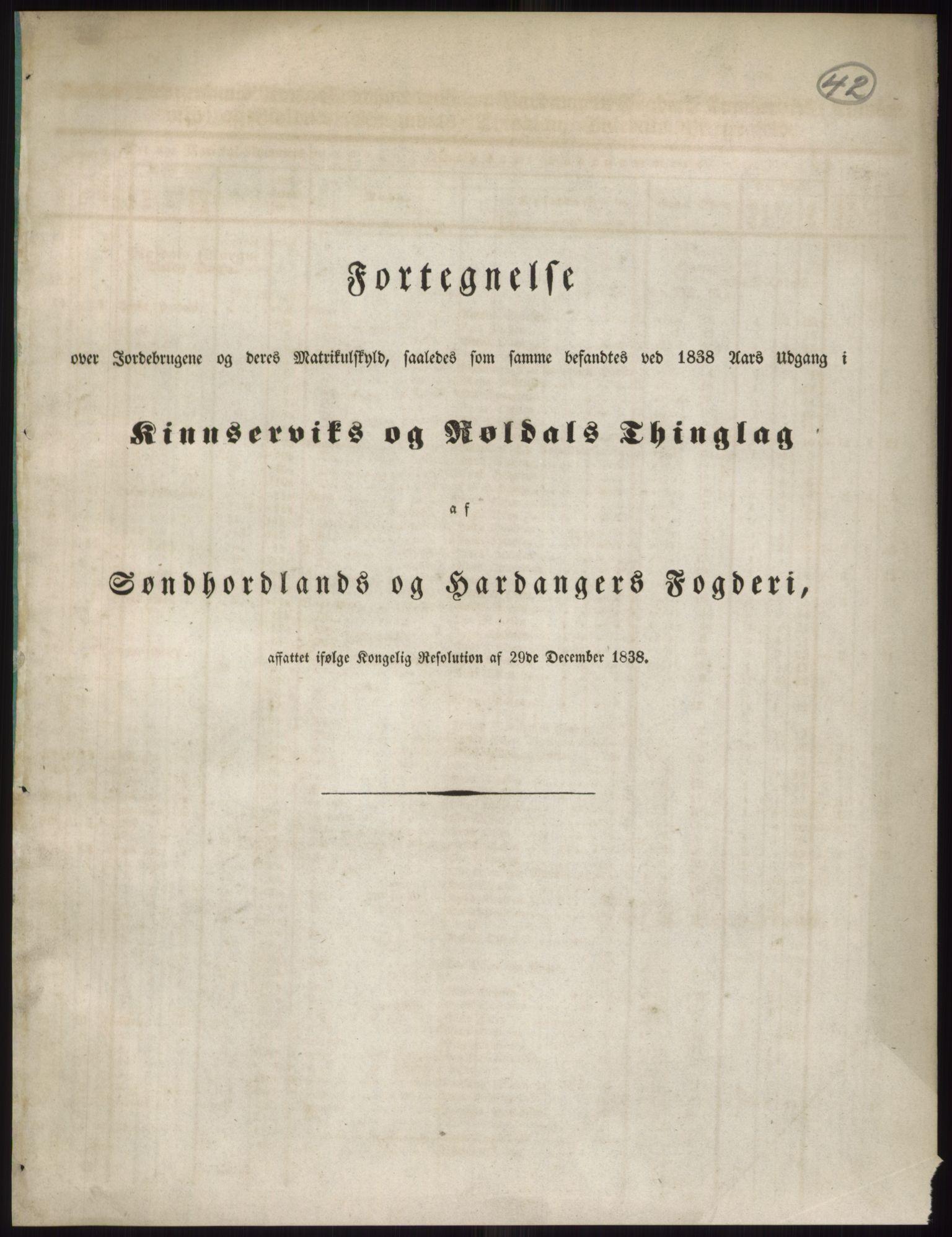 RA, 1838-matrikkelen (publikasjon)*, 1838, s. 42