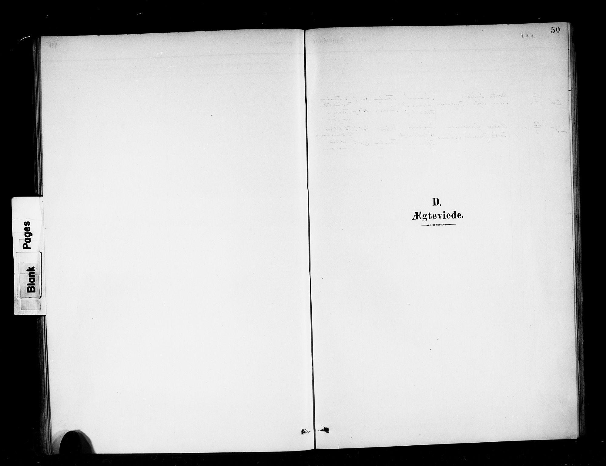 SAB, Privatarkiv 110 - Den norske sjømannsmisjon i utlandet/New York, H/Ha/L0003: Ministerialbok nr. A 3, 1888-1893, s. 50