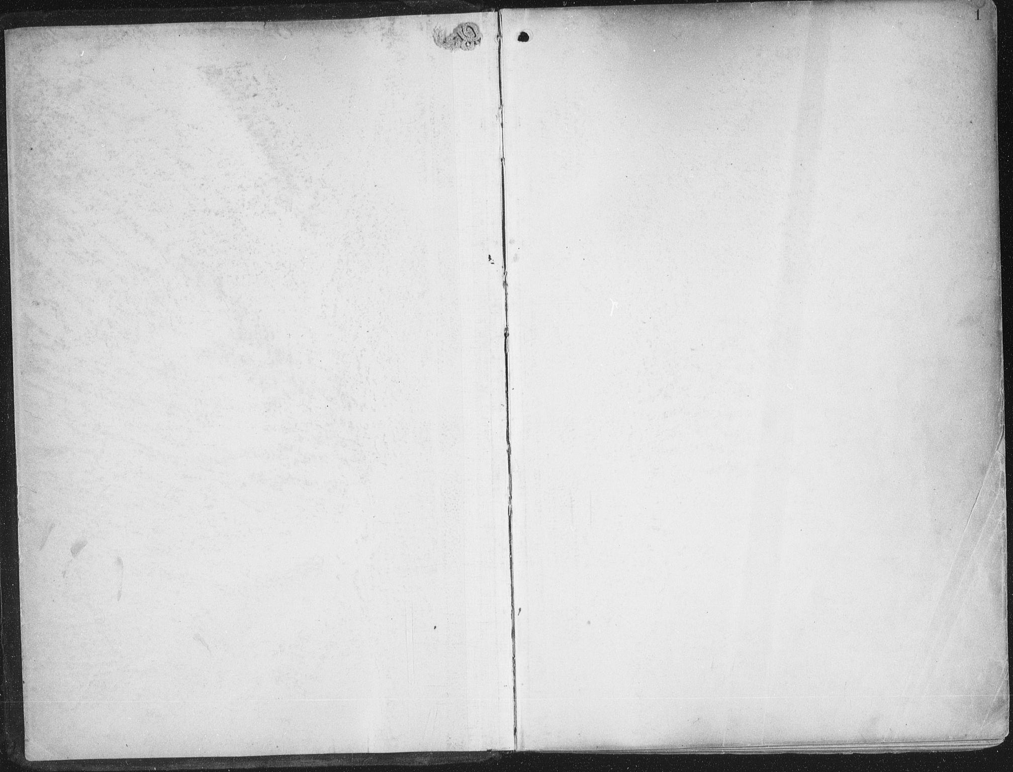 SATØ, Alta sokneprestembete, Ministerialbok nr. 5, 1904-1918, s. 1