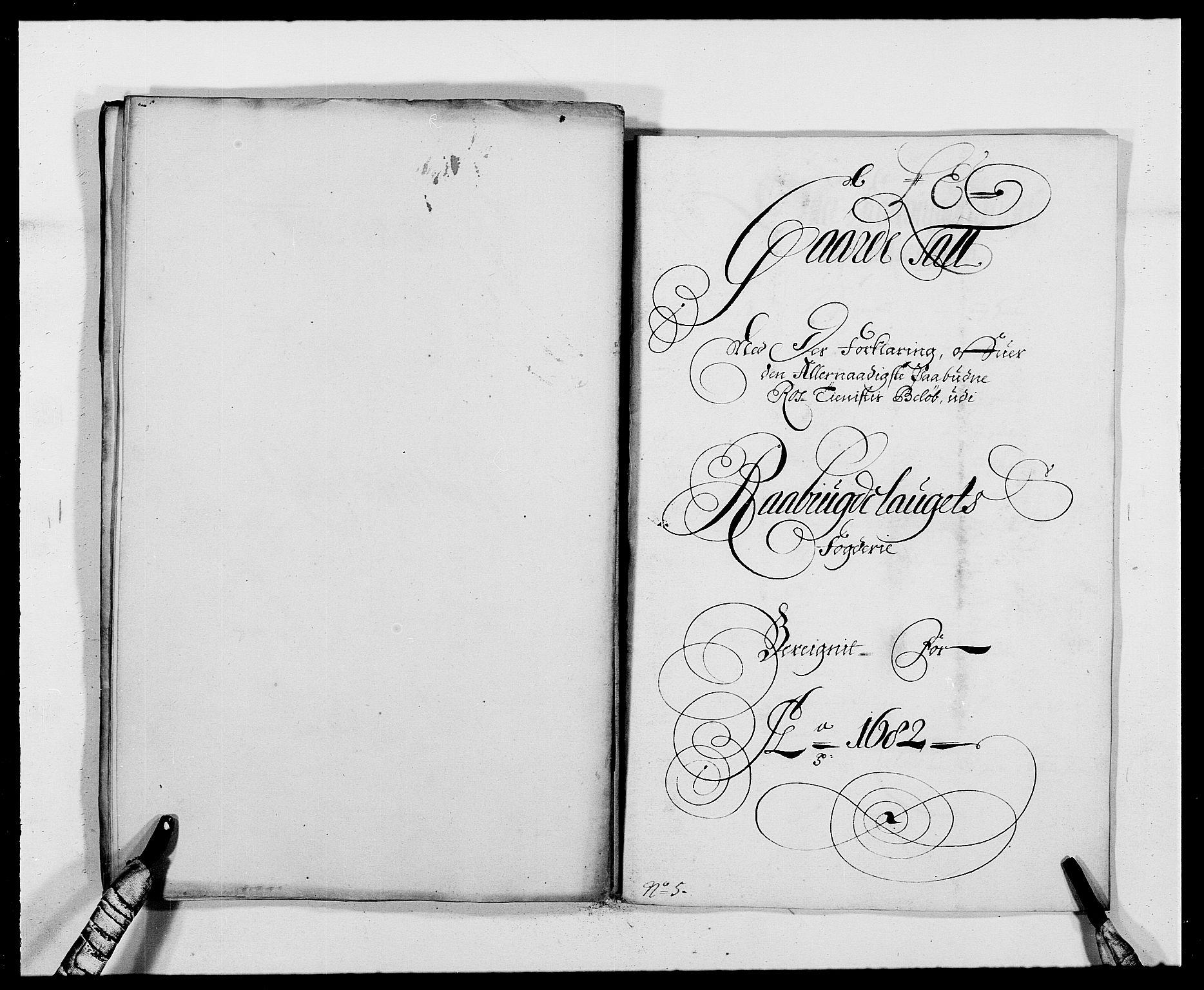 RA, Rentekammeret inntil 1814, Reviderte regnskaper, Fogderegnskap, R40/L2438: Fogderegnskap Råbyggelag, 1682-1683, s. 57