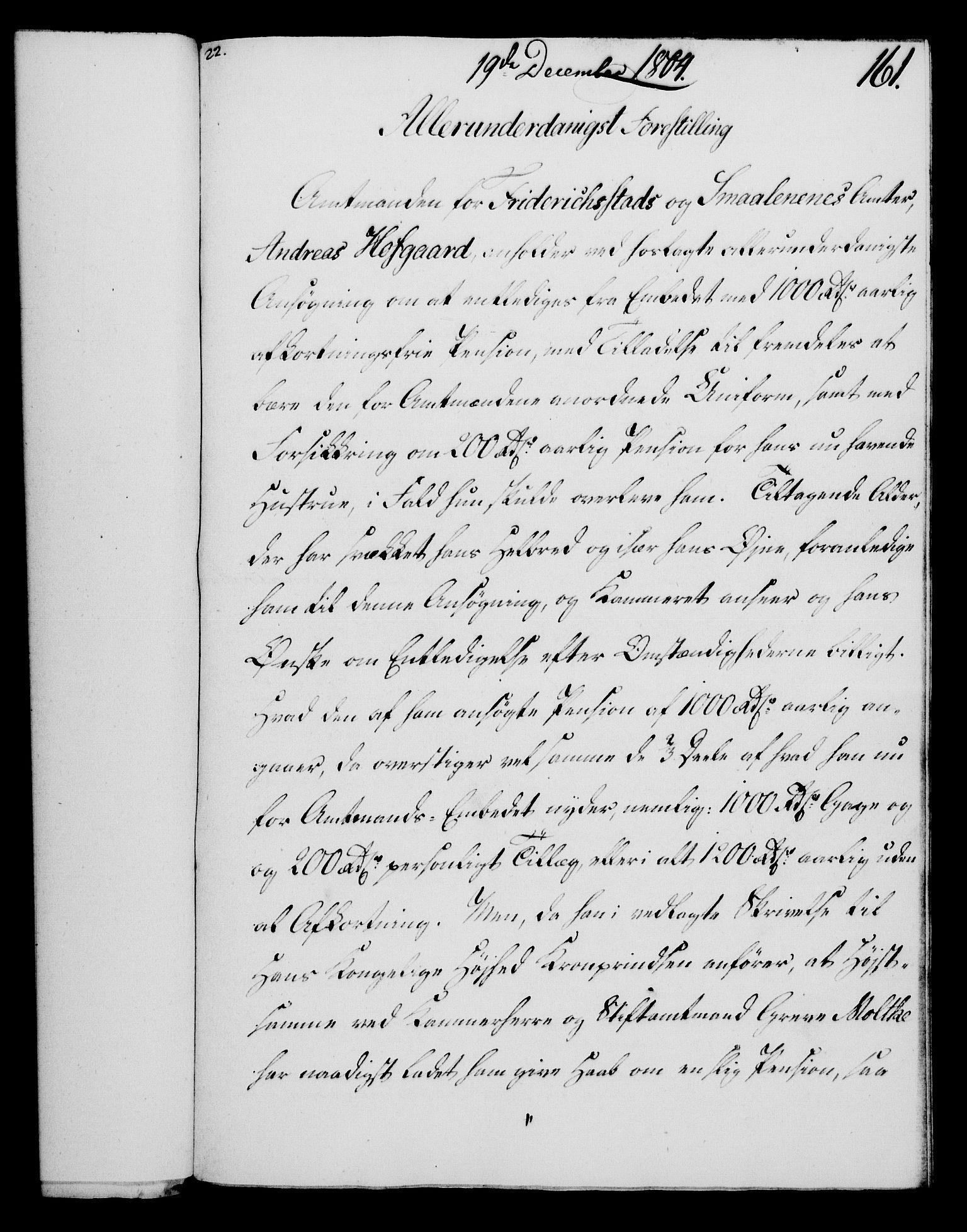 RA, Rentekammeret, Kammerkanselliet, G/Gf/Gfa/L0086: Norsk relasjons- og resolusjonsprotokoll (merket RK 52.86), 1804, s. 929