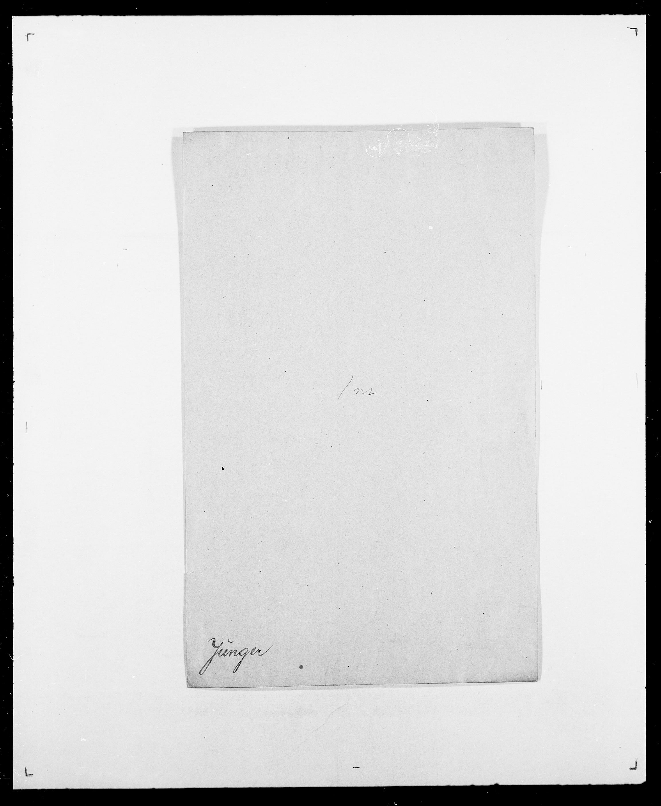 SAO, Delgobe, Charles Antoine - samling, D/Db/L0001: Tilleggspakke, s. 226