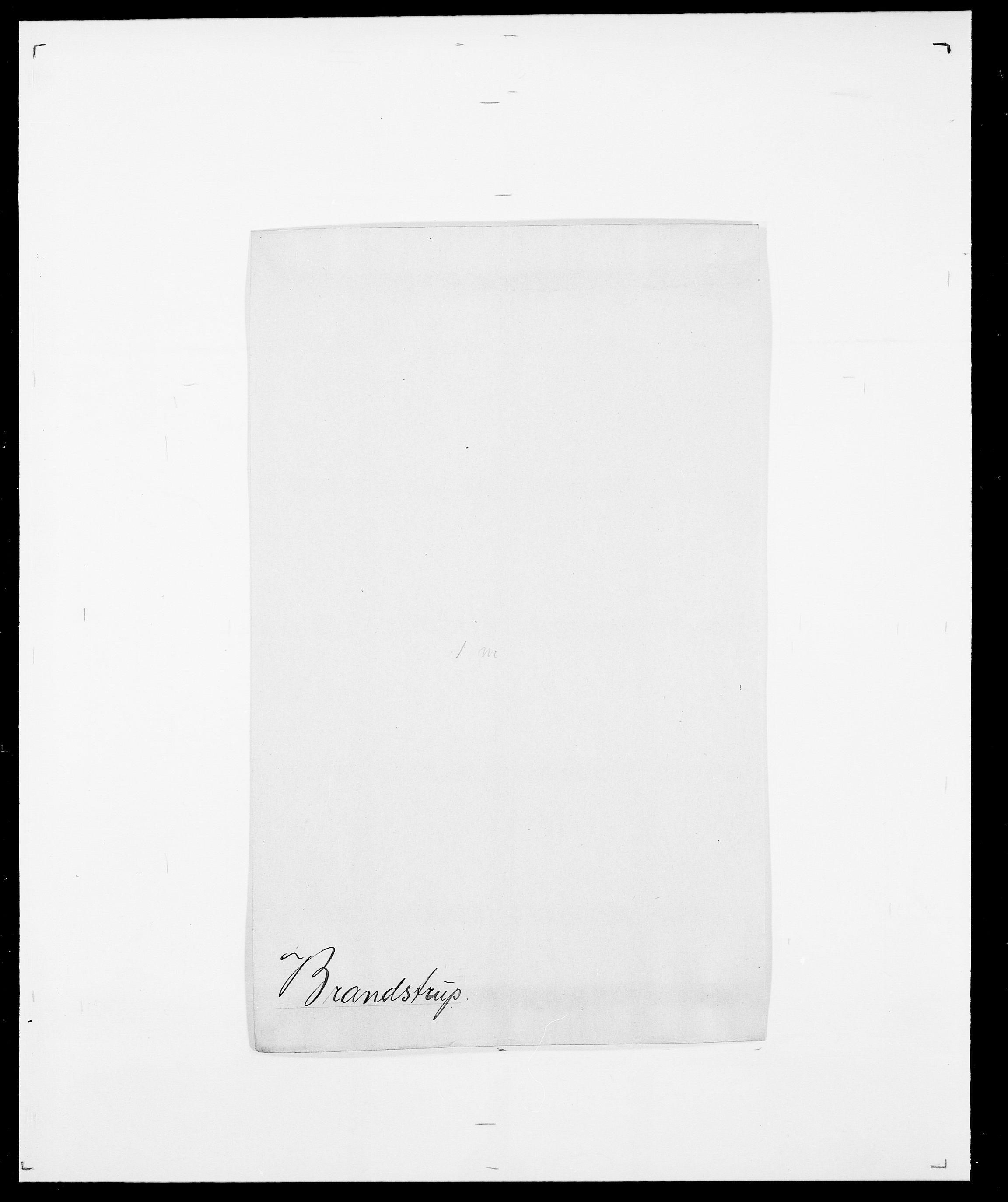 SAO, Delgobe, Charles Antoine - samling, D/Da/L0006: Brambani - Brønø, s. 24