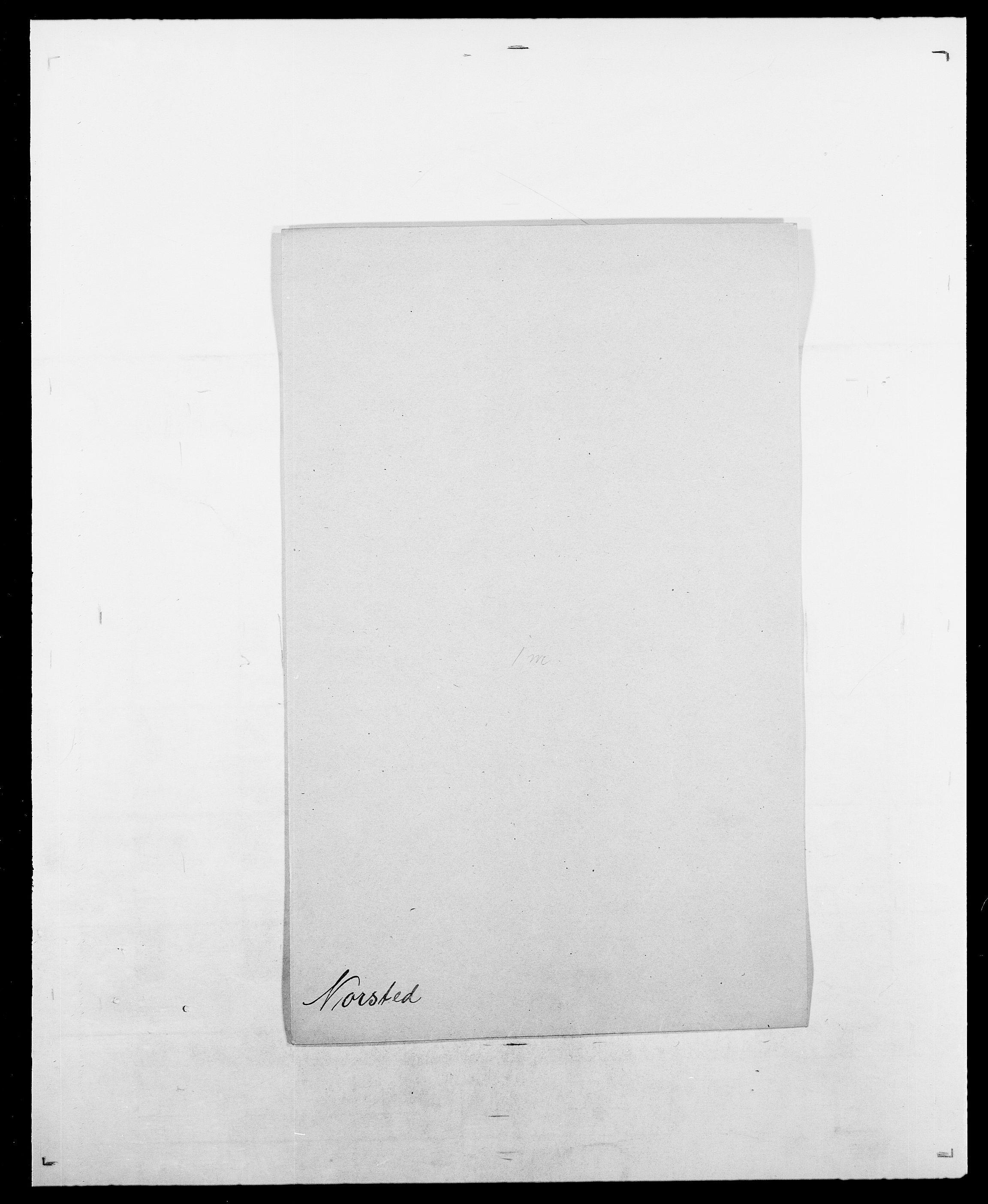 SAO, Delgobe, Charles Antoine - samling, D/Da/L0028: Naaden - Nøvik, s. 496