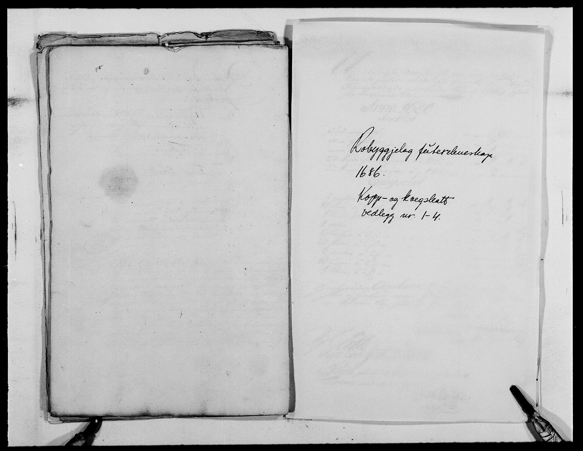 RA, Rentekammeret inntil 1814, Reviderte regnskaper, Fogderegnskap, R40/L2440: Fogderegnskap Råbyggelag, 1686-1687, s. 92