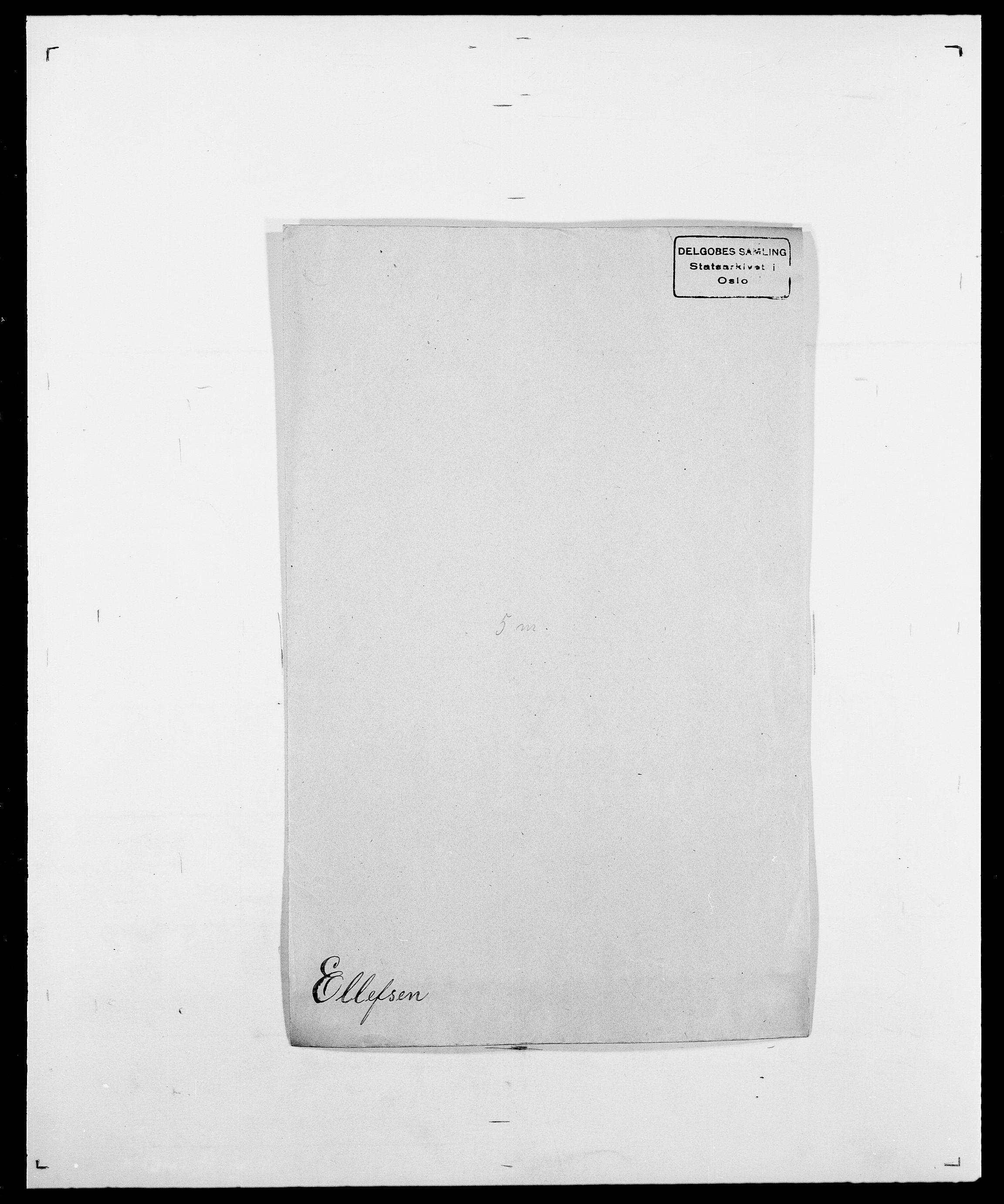SAO, Delgobe, Charles Antoine - samling, D/Da/L0010: Dürendahl - Fagelund, s. 397